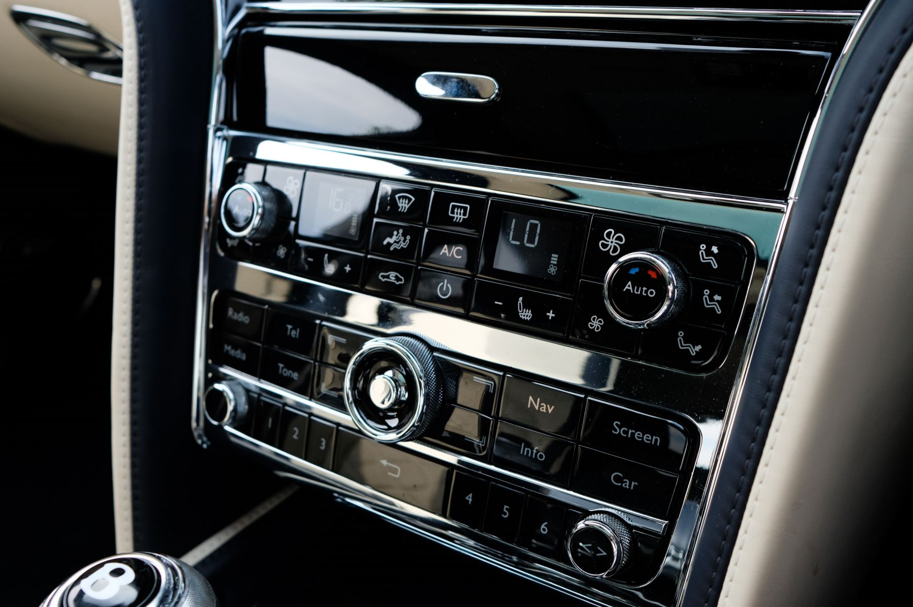 Bentley Mulsanne Speed 6.8 V8 Speed - Speed Premier and Entertainment Specification image 24