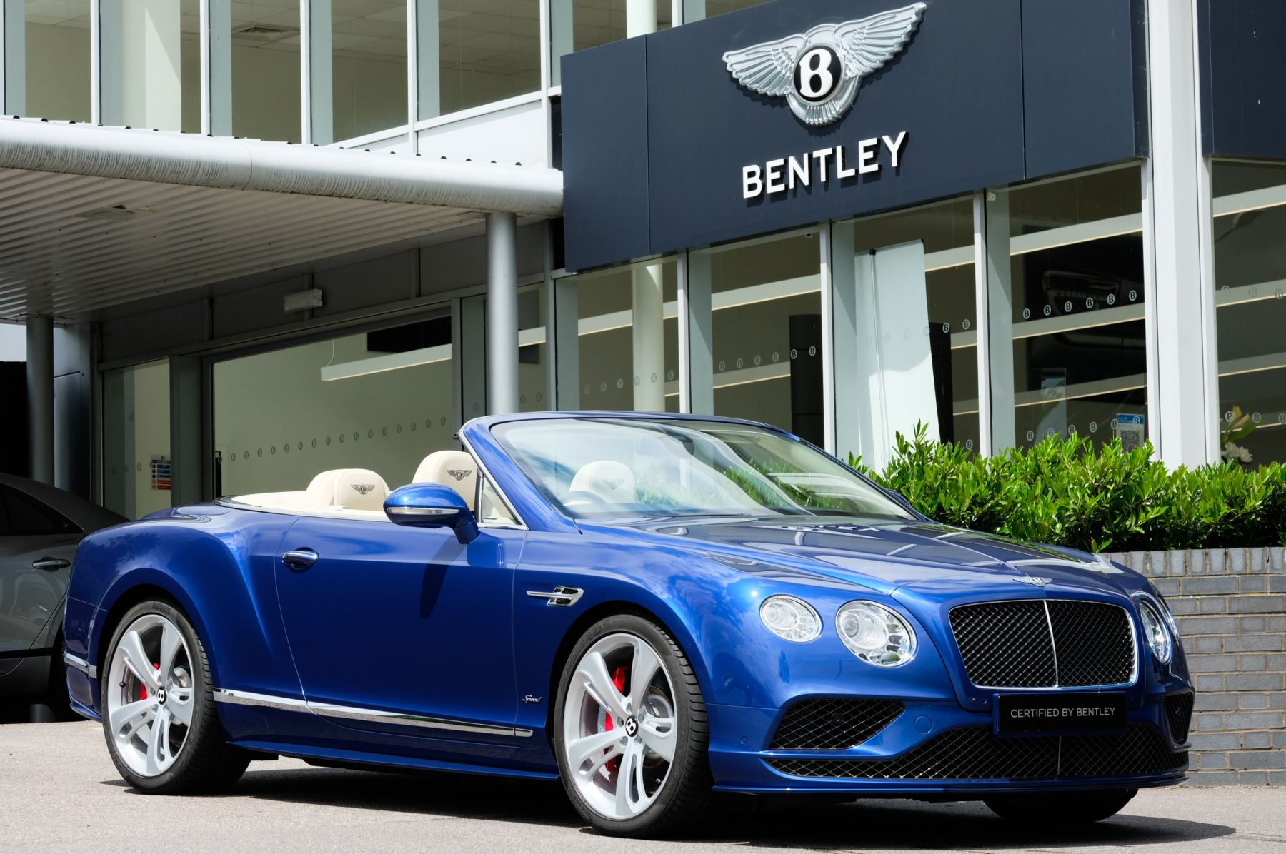 Bentley Continental GTC 6.0 W12 [635] Speed - 21 Inch Directional Sports Alloy Wheels Automatic 2 door Convertible