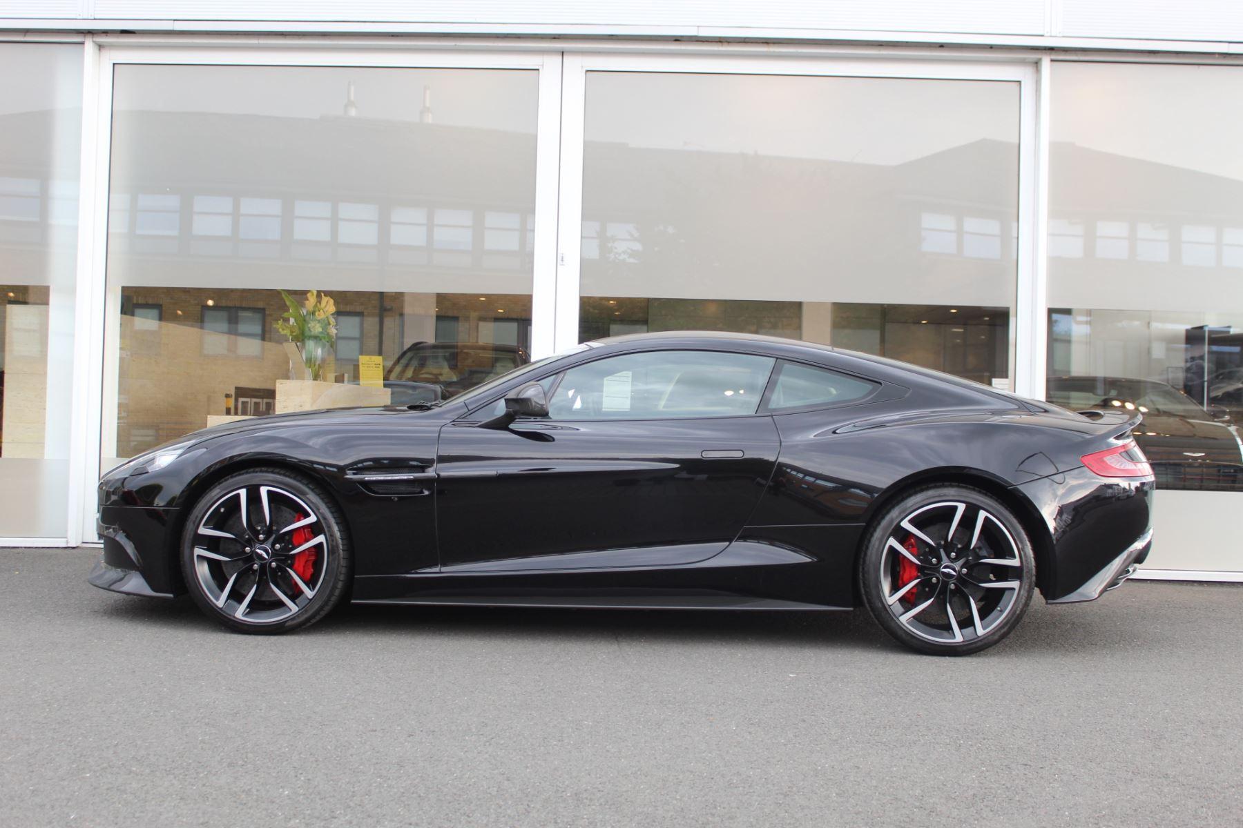 Aston Martin Vanquish V12 [568] 2+2 2dr Touchtronic  Carbon Black Edition  image 14