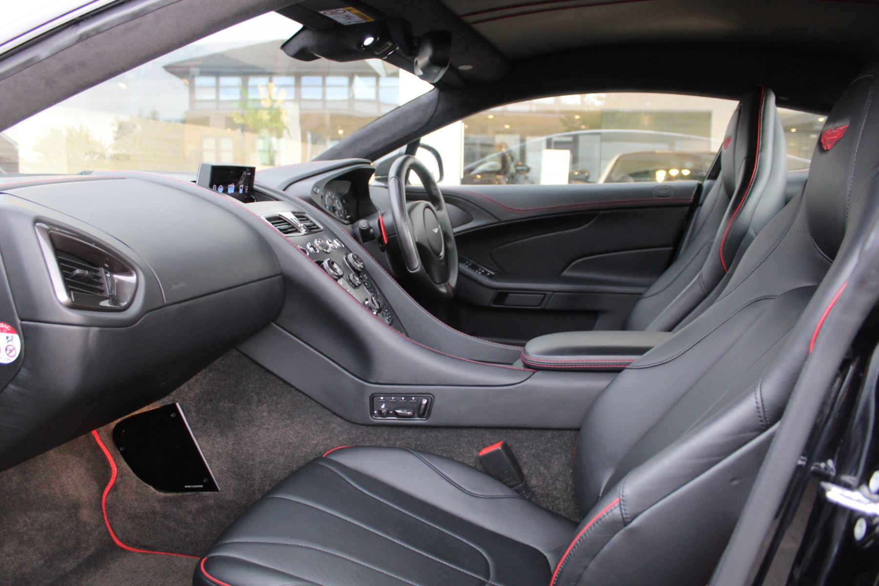 Aston Martin Vanquish V12 [568] 2+2 2dr Touchtronic  Carbon Black Edition  image 3