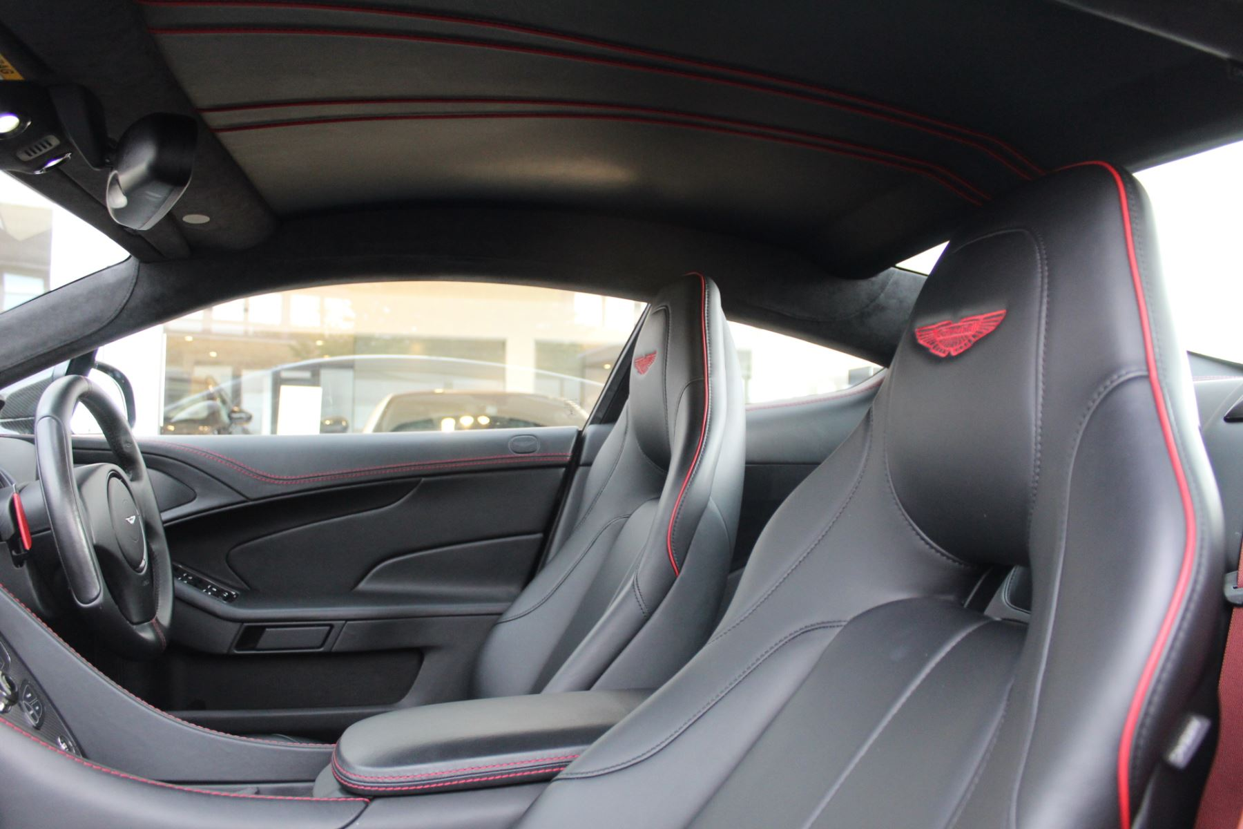 Aston Martin Vanquish V12 [568] 2+2 2dr Touchtronic  Carbon Black Edition  image 6