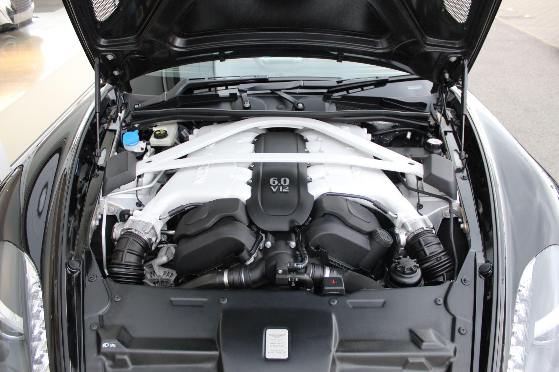 Aston Martin Vanquish V12 [568] 2+2 2dr Touchtronic  Carbon Black Edition  image 24