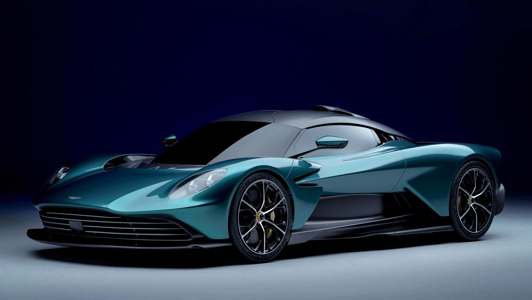 Aston Martin Valhalla - Performance-Bred Predator