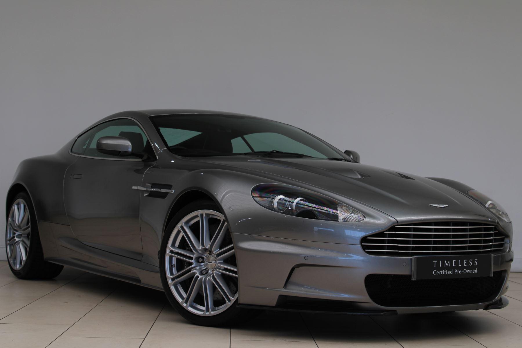 Aston Martin DBS V12 Tungsten Silver 5935.0 Automatic 2 door Coupe