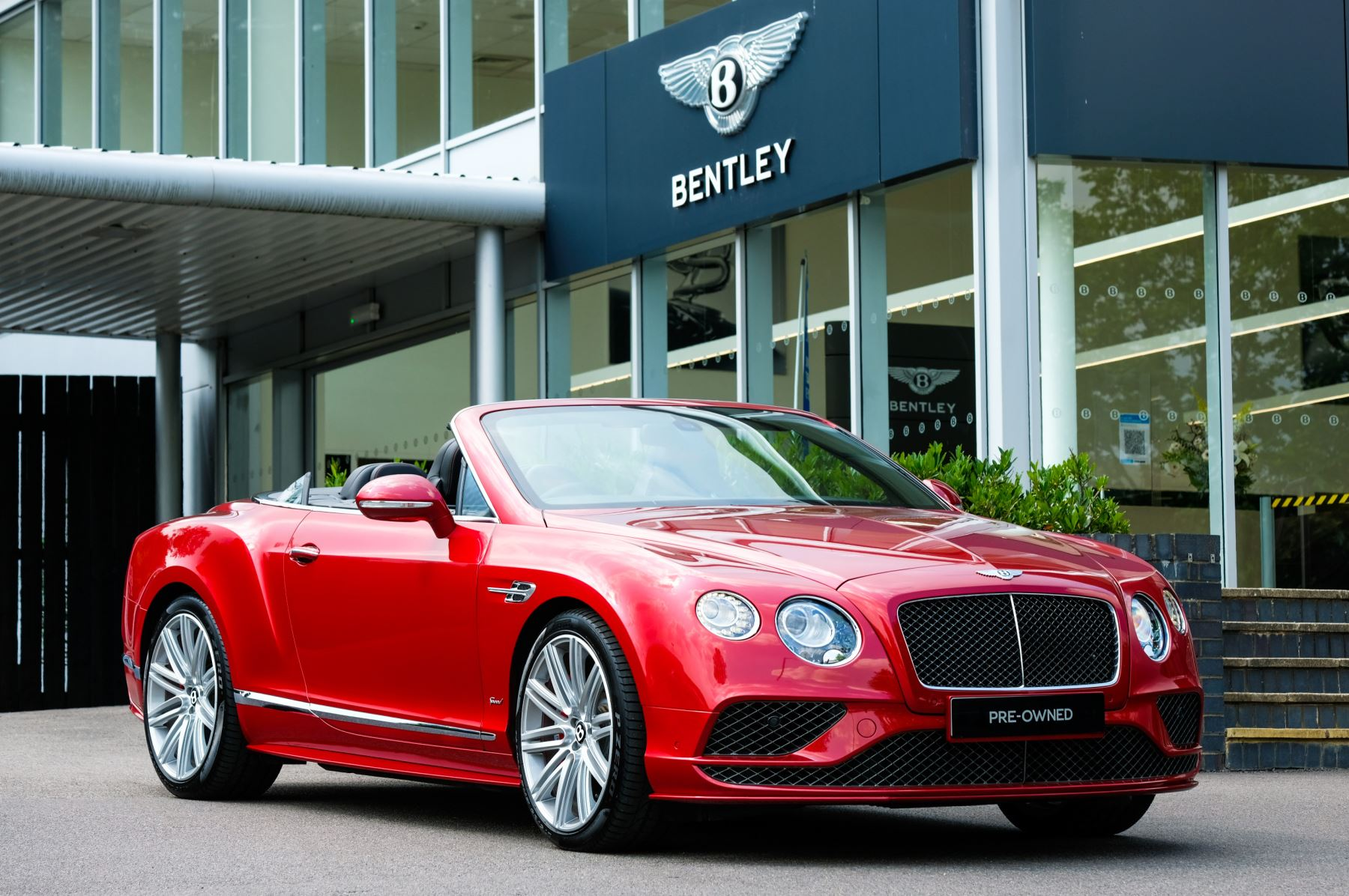 Bentley Continental GTC 6.0 W12 [635] Speed - Ventilated Front Seats with Massage Function Automatic 2 door Convertible