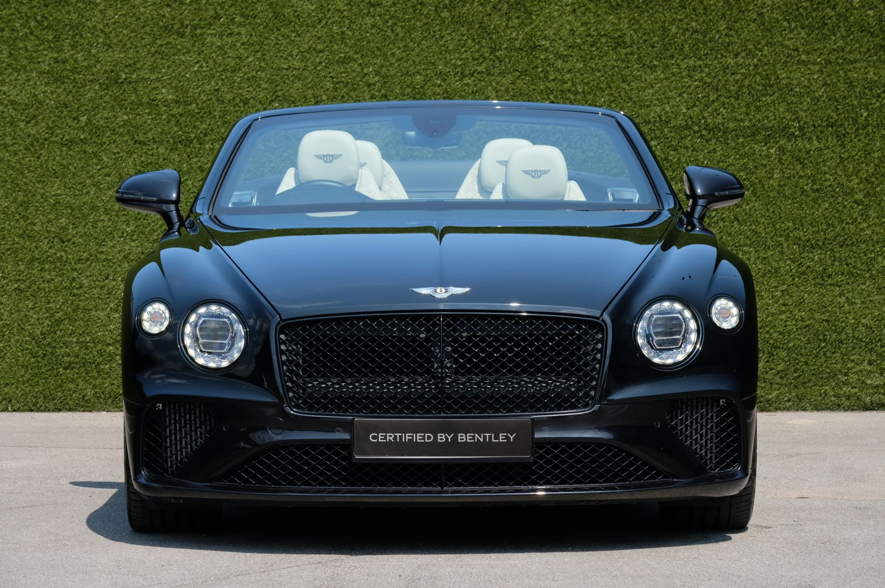 Bentley Continental GTC 6.0 W12 - Mulliner Driving Specification and Centenary Specification image 2