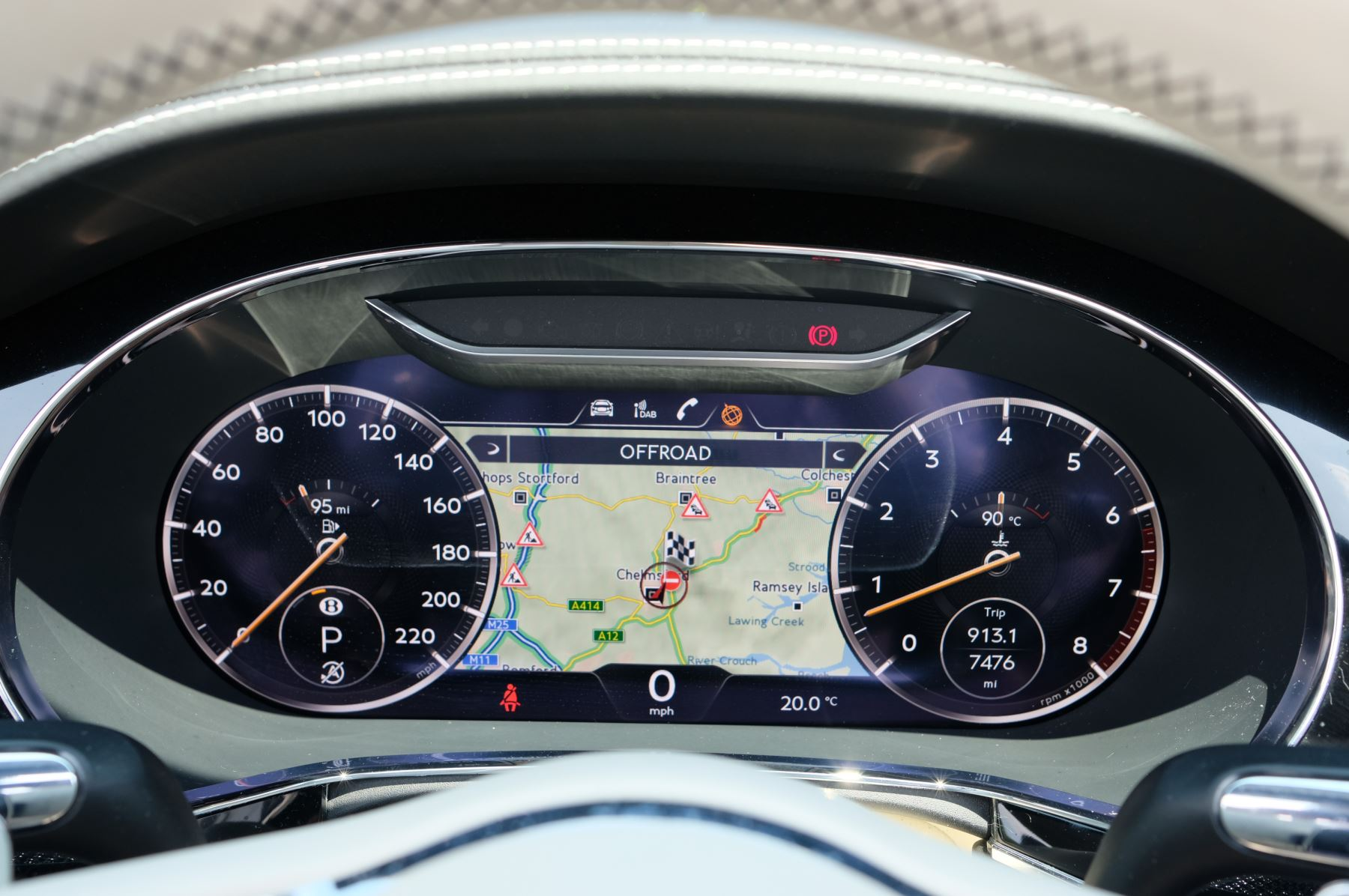 Bentley Continental GTC 6.0 W12 - Mulliner Driving Specification and Centenary Specification image 15