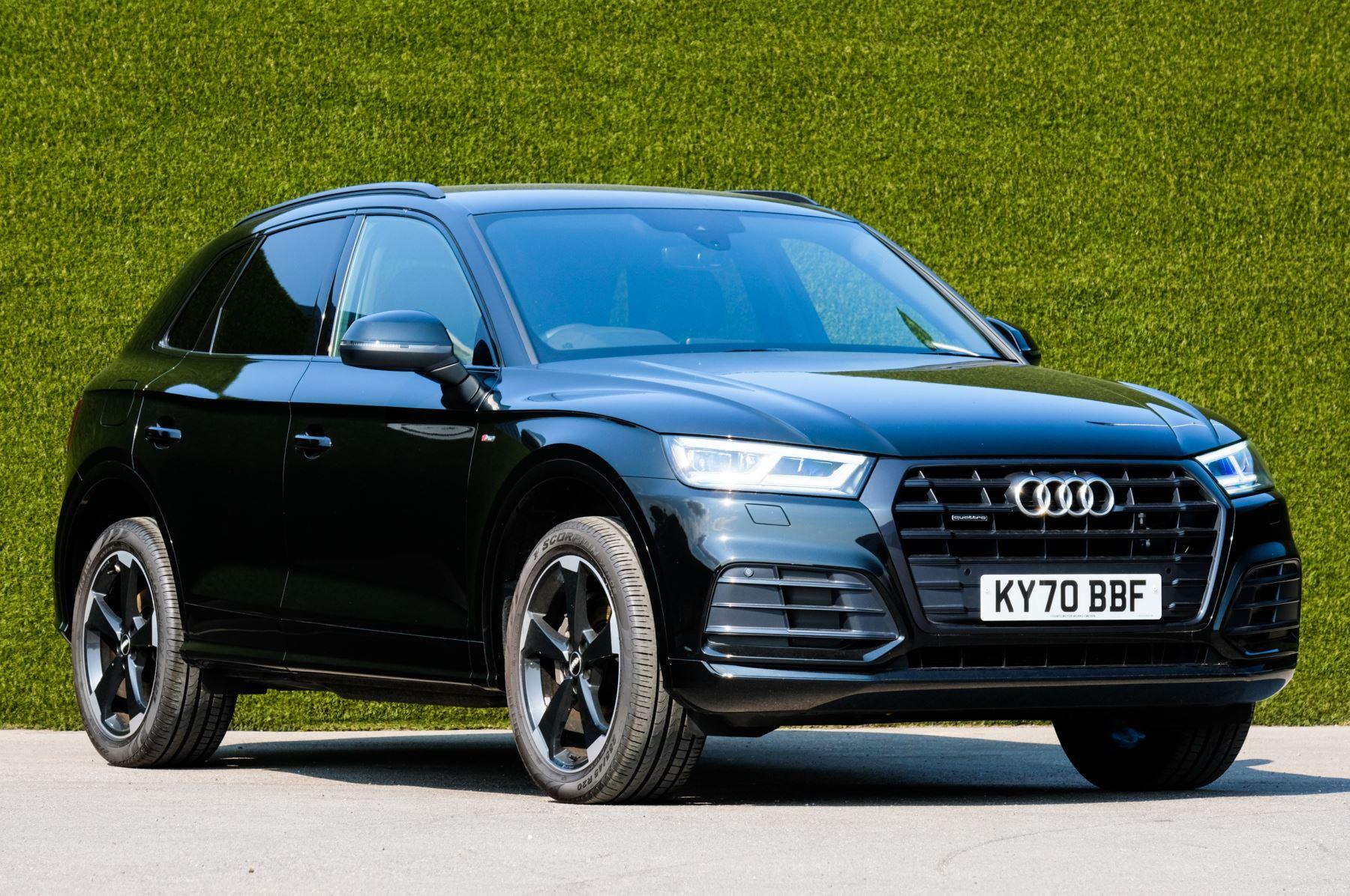 Audi Q5 40 TDI Quattro Black Edition 5dr S Tronic - Tech Pack 2.0 Diesel Automatic Estate (2020) image
