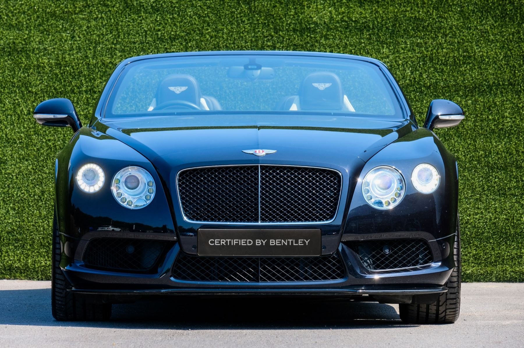 Bentley Continental GTC 4.0 V8 S - Mulliner Driving Specification image 2