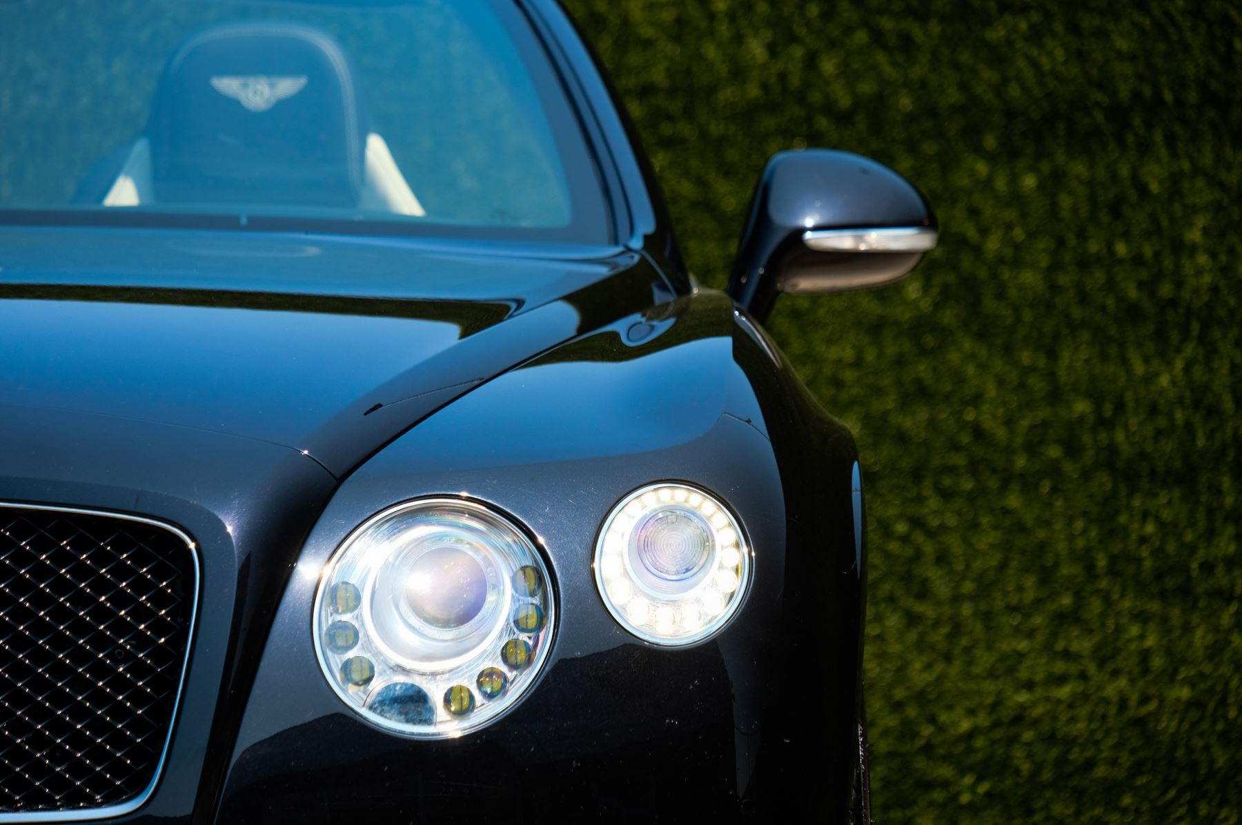 Bentley Continental GTC 4.0 V8 S - Mulliner Driving Specification image 6