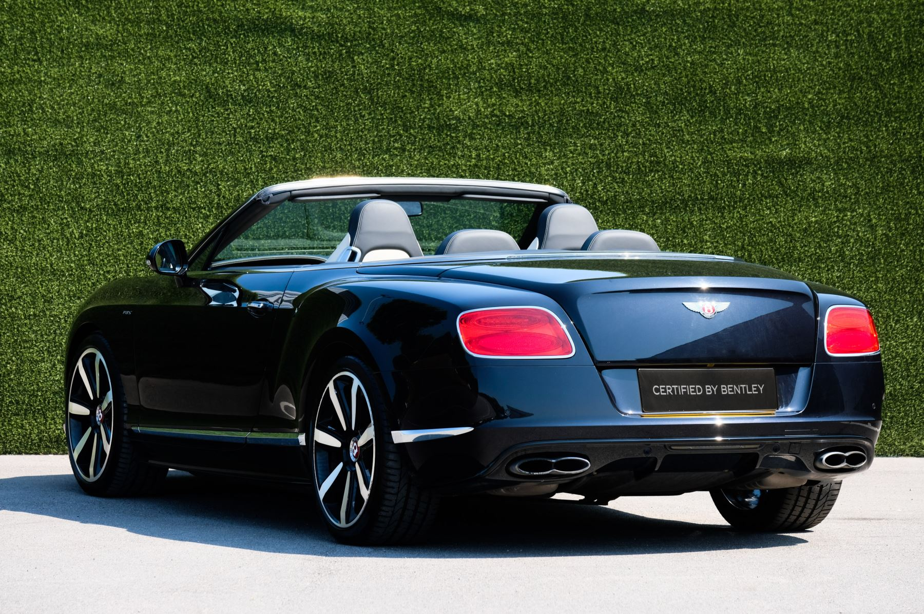 Bentley Continental GTC 4.0 V8 S - Mulliner Driving Specification image 5
