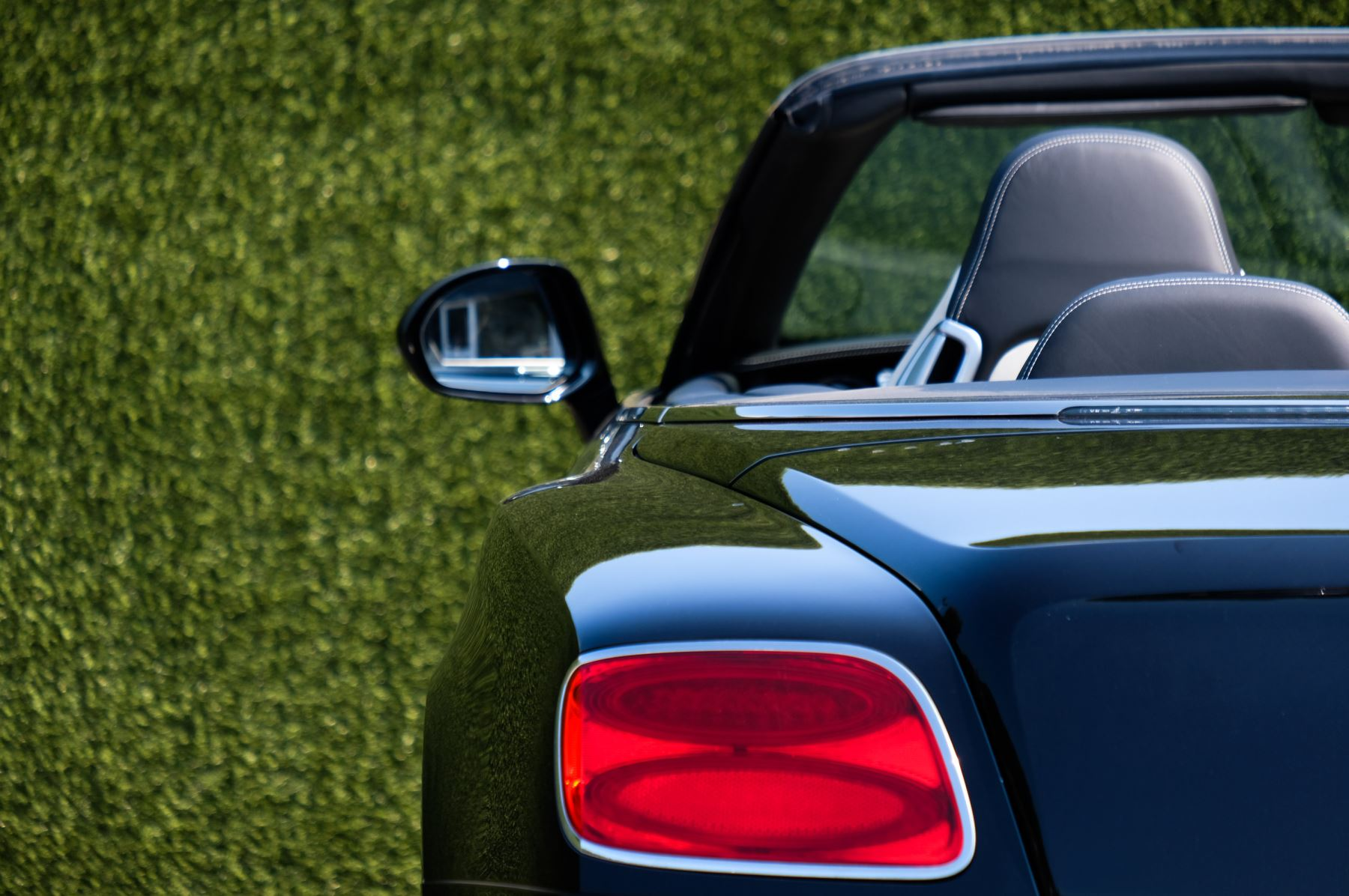 Bentley Continental GTC 4.0 V8 S - Mulliner Driving Specification image 8