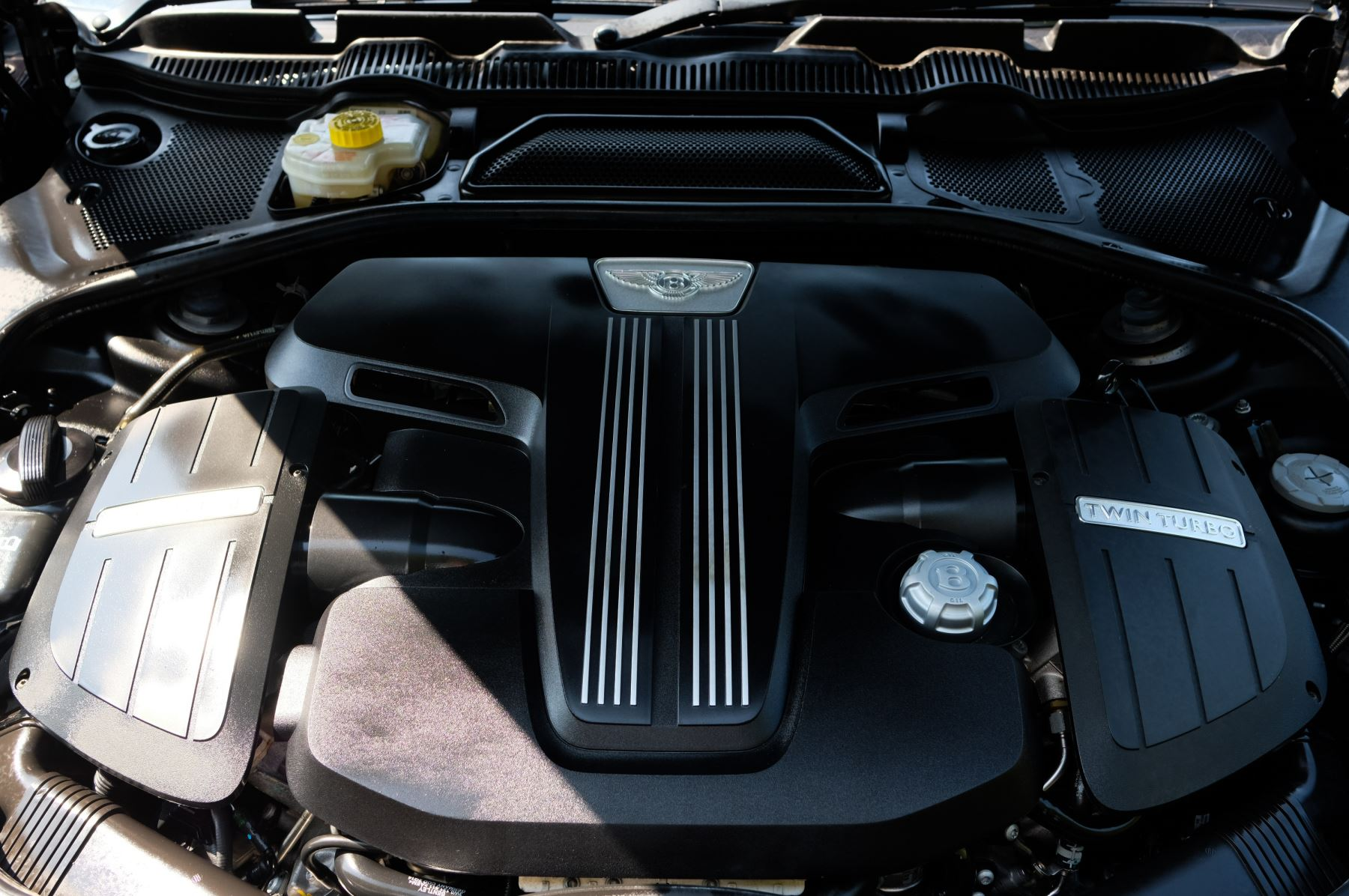 Bentley Continental GTC 4.0 V8 S - Mulliner Driving Specification image 9