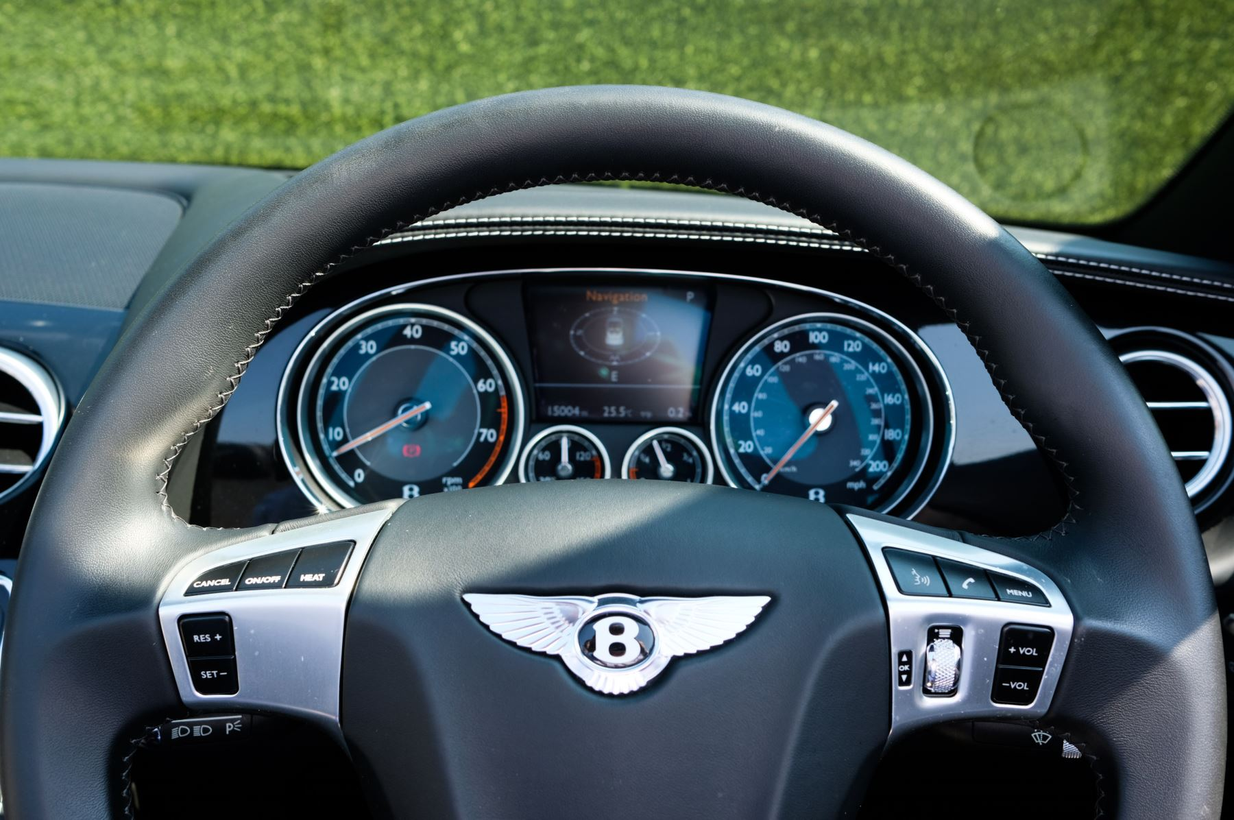 Bentley Continental GTC 4.0 V8 S - Mulliner Driving Specification image 13