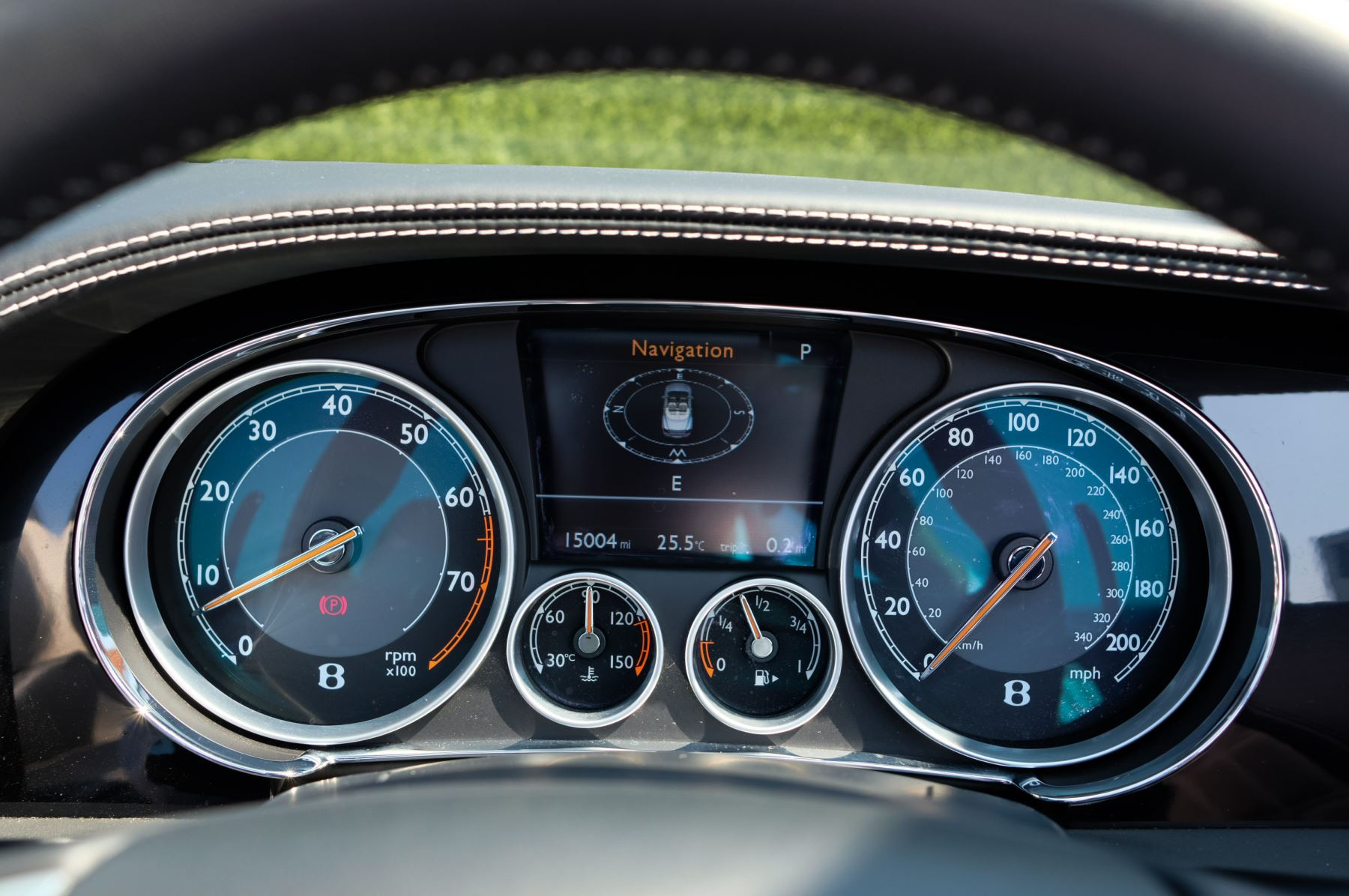 Bentley Continental GTC 4.0 V8 S - Mulliner Driving Specification image 14