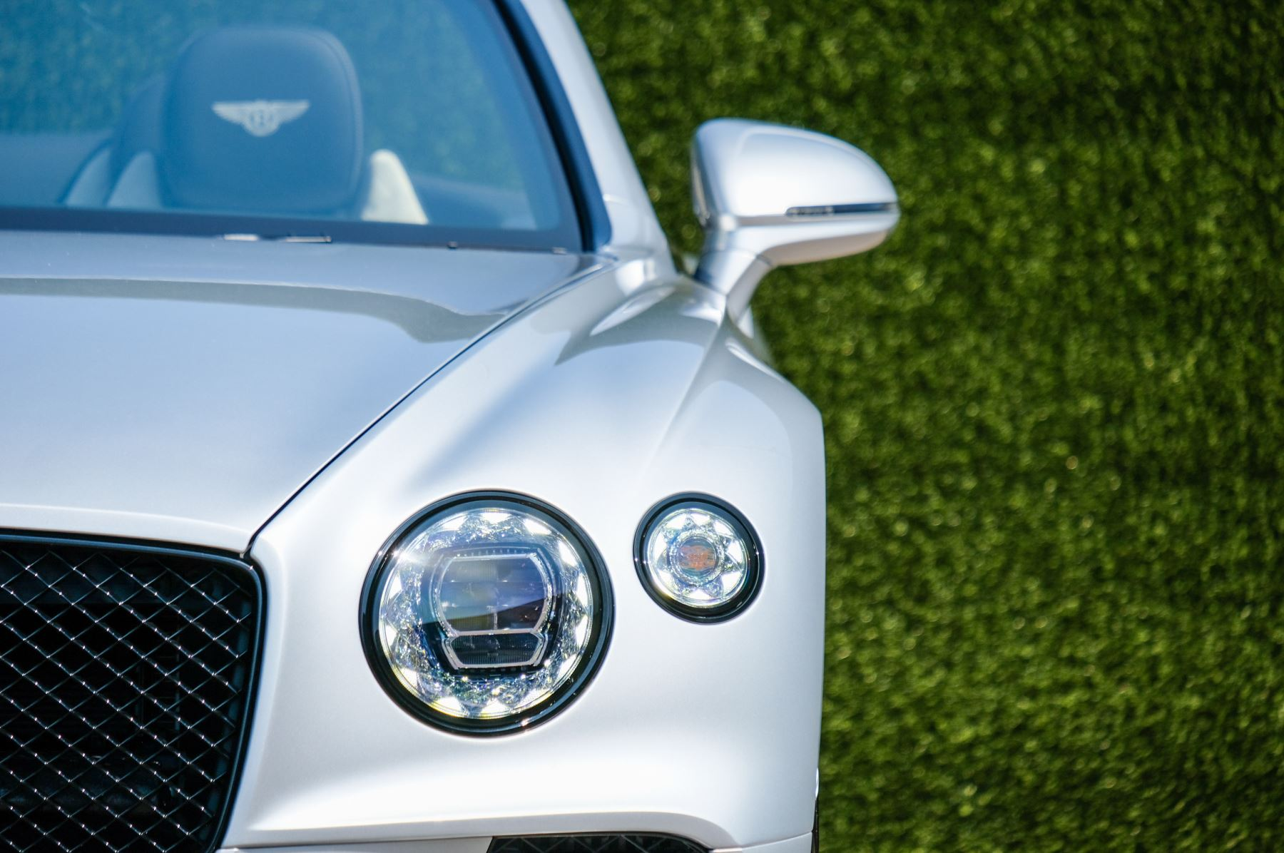 Bentley Continental GTC 4.0 V8 - Mulliner Driving Specification and Blackline Specification with 22 Inch Alloys image 6