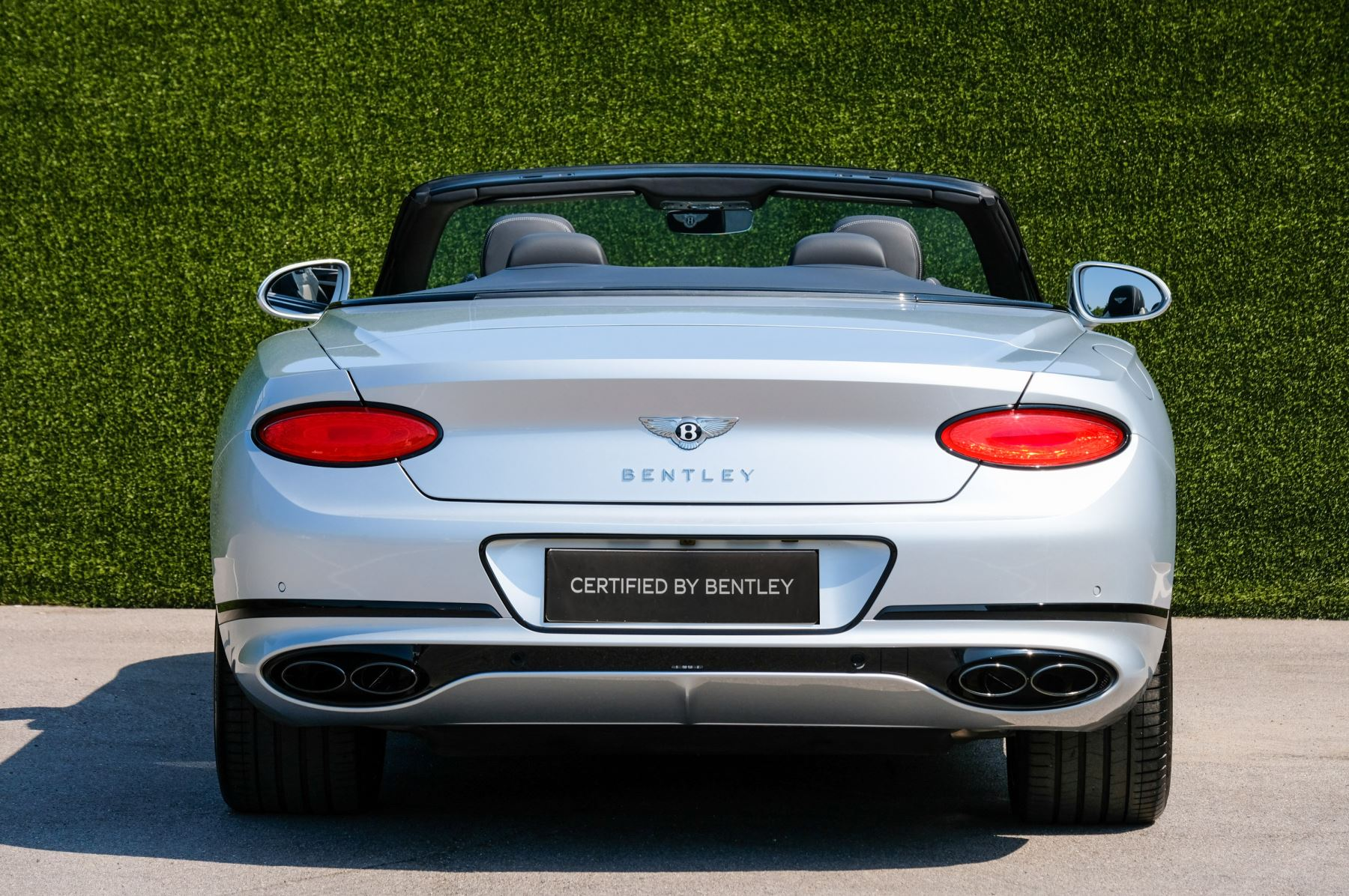 Bentley Continental GTC 4.0 V8 - Mulliner Driving Specification and Blackline Specification with 22 Inch Alloys image 4