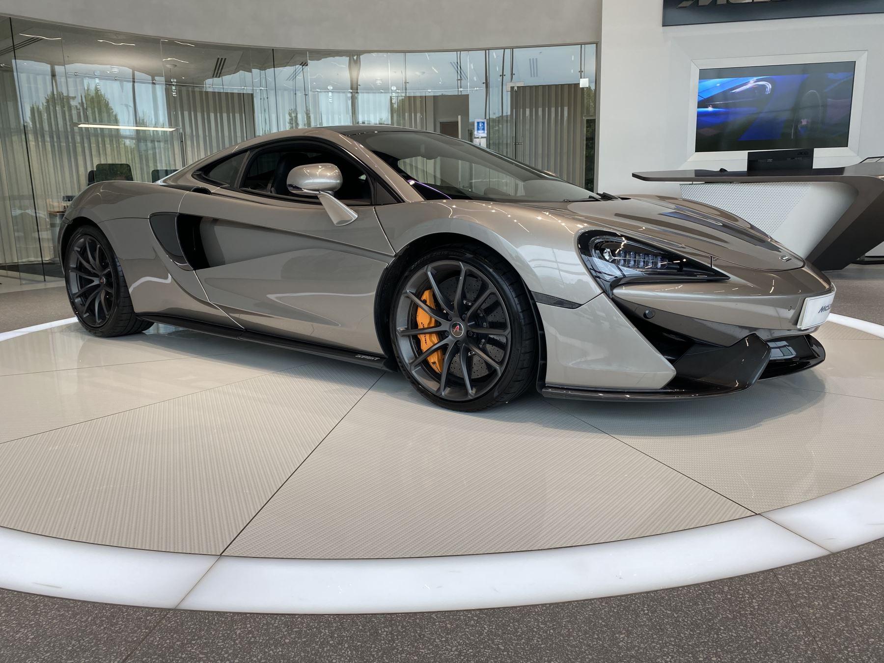 McLaren 570GT V8 2dr SSG 3799.0 Automatic 3 door Coupe