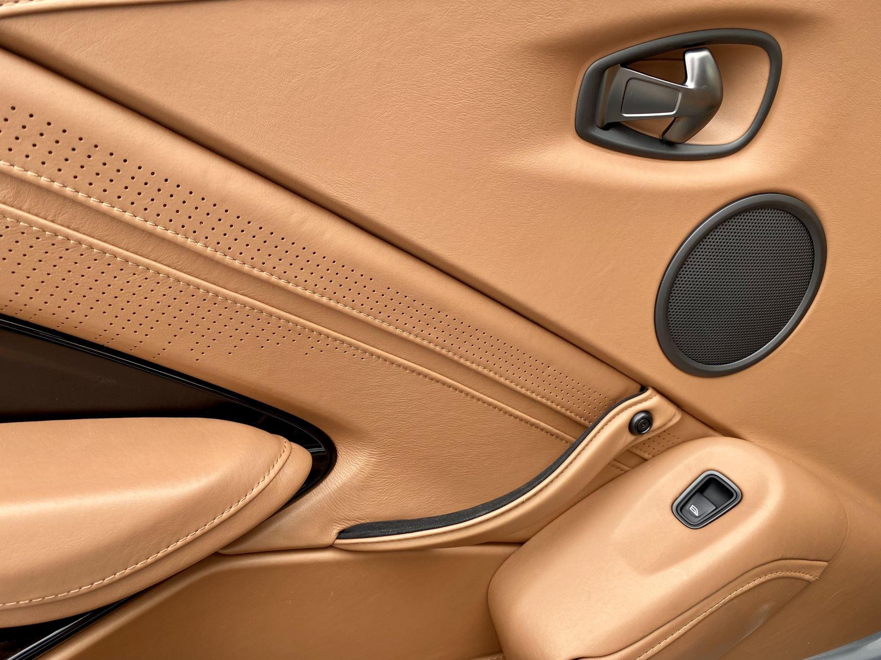 Aston Martin New Vantage 2dr ZF 8 Speed reversing camera . Heated & ventilated seats . Sports pplus seats .  image 26