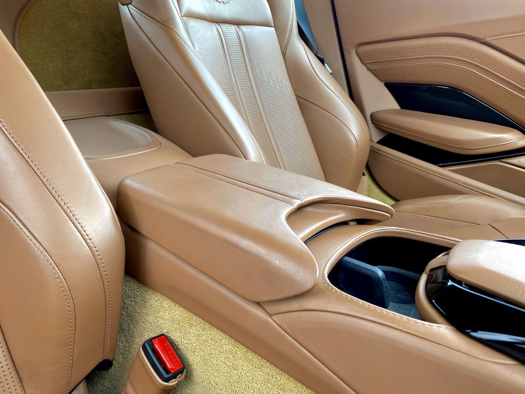 Aston Martin New Vantage 2dr ZF 8 Speed reversing camera . Heated & ventilated seats . Sports pplus seats .  image 22