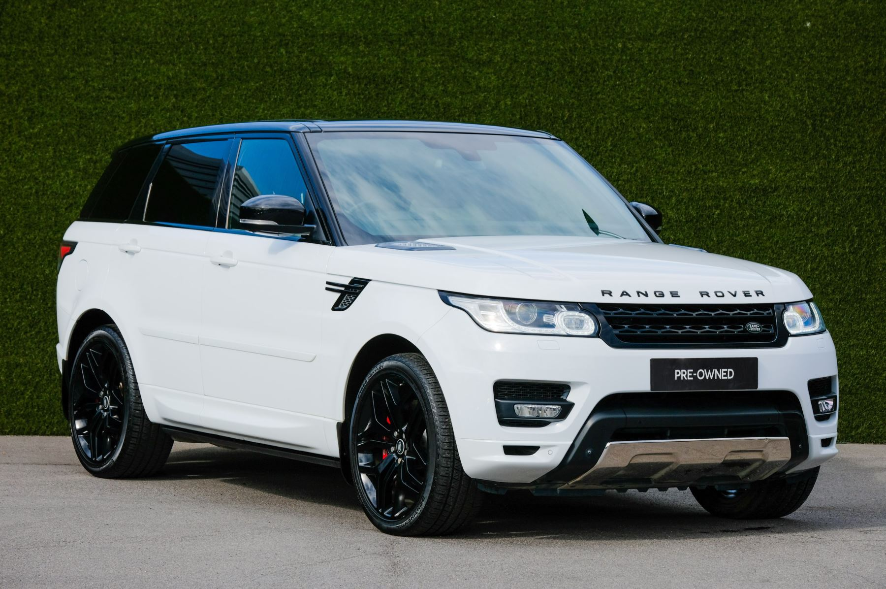 Land Rover Range Rover Sport 5.0 V8 S/C Autobiography Dynamic - 22 Inch Alloy Wheels - LED Signature Lights - 360 Camera image 1