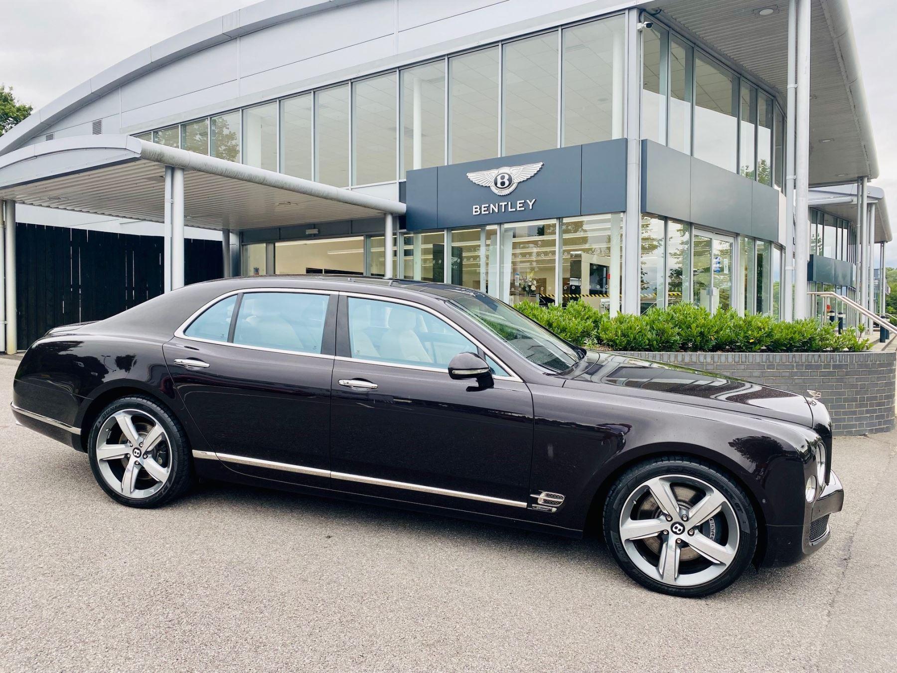 Bentley Mulsanne 6.8 V8 Speed - Speed Premier Specification Automatic 4 door Saloon