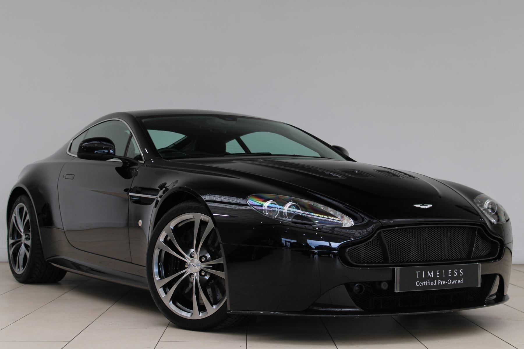 Aston Martin V12 Vantage S S 2dr Sportshift III 5.9 Automatic 3 door Coupe