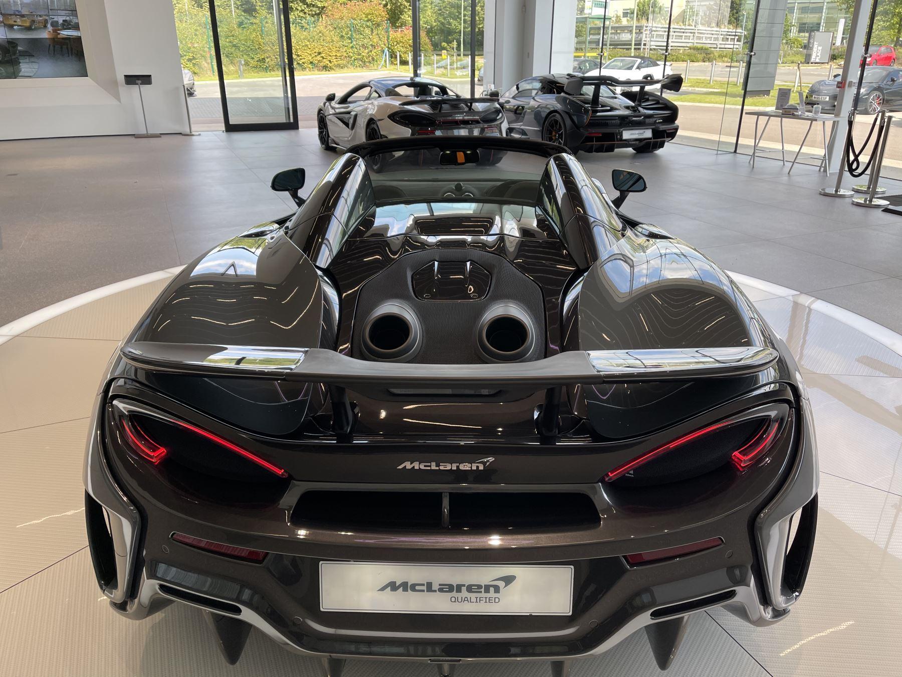 McLaren 600LT Spider V8 SSG image 2