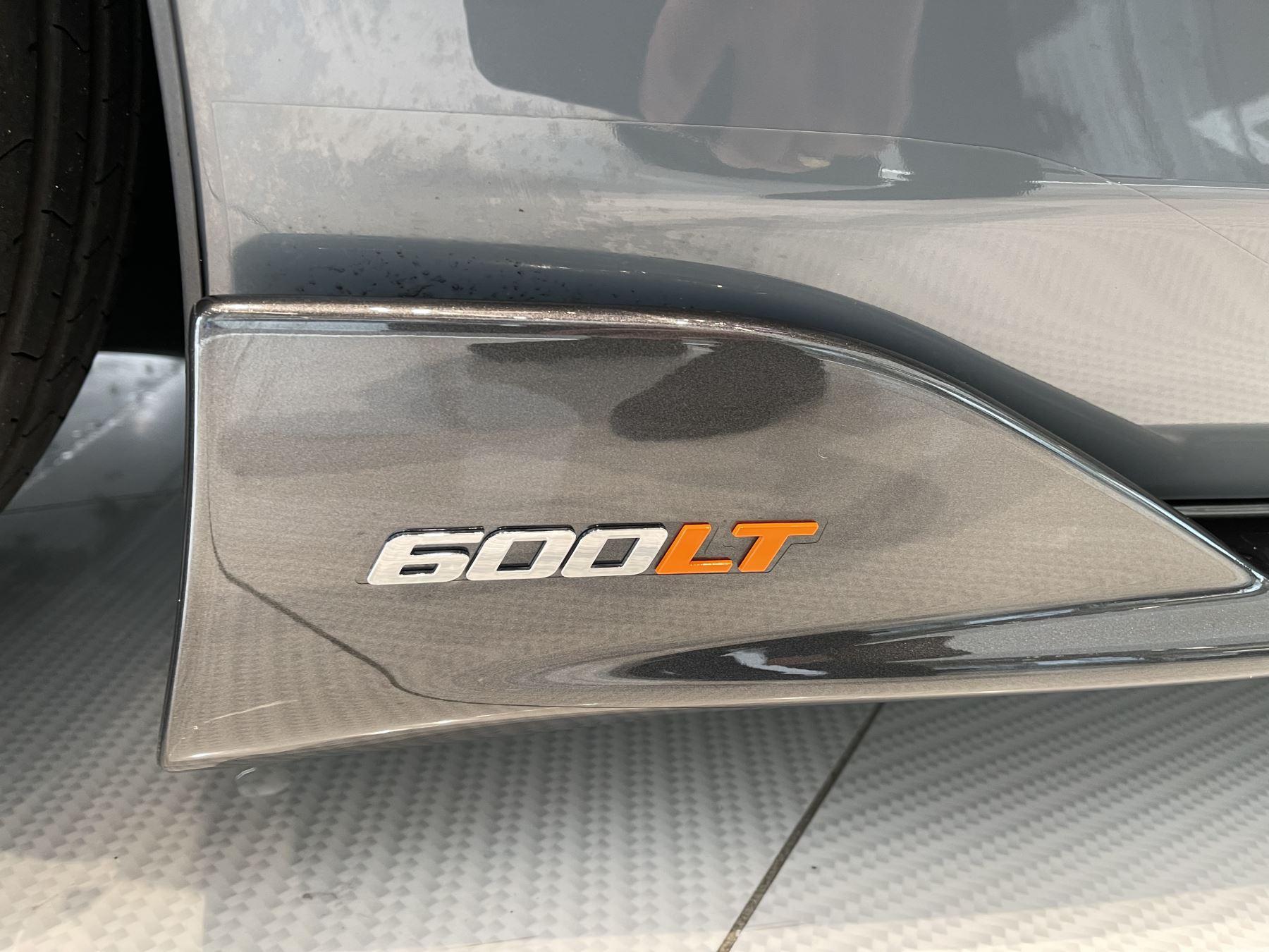 McLaren 600LT Spider V8 SSG image 8