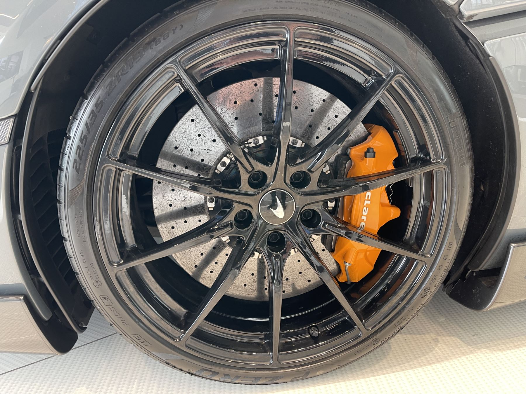 McLaren 600LT Spider V8 SSG image 9