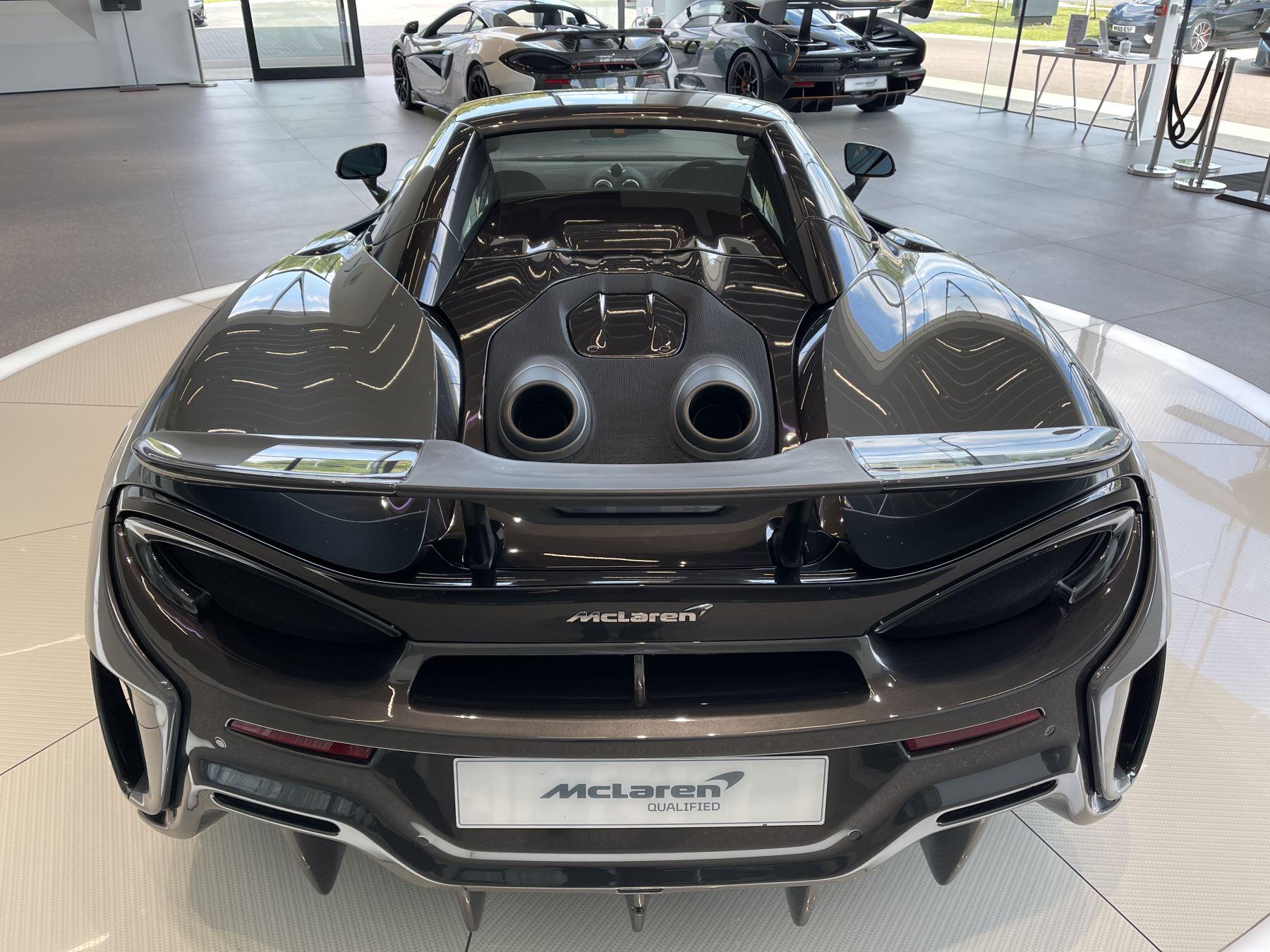 McLaren 600LT Spider V8 SSG image 10
