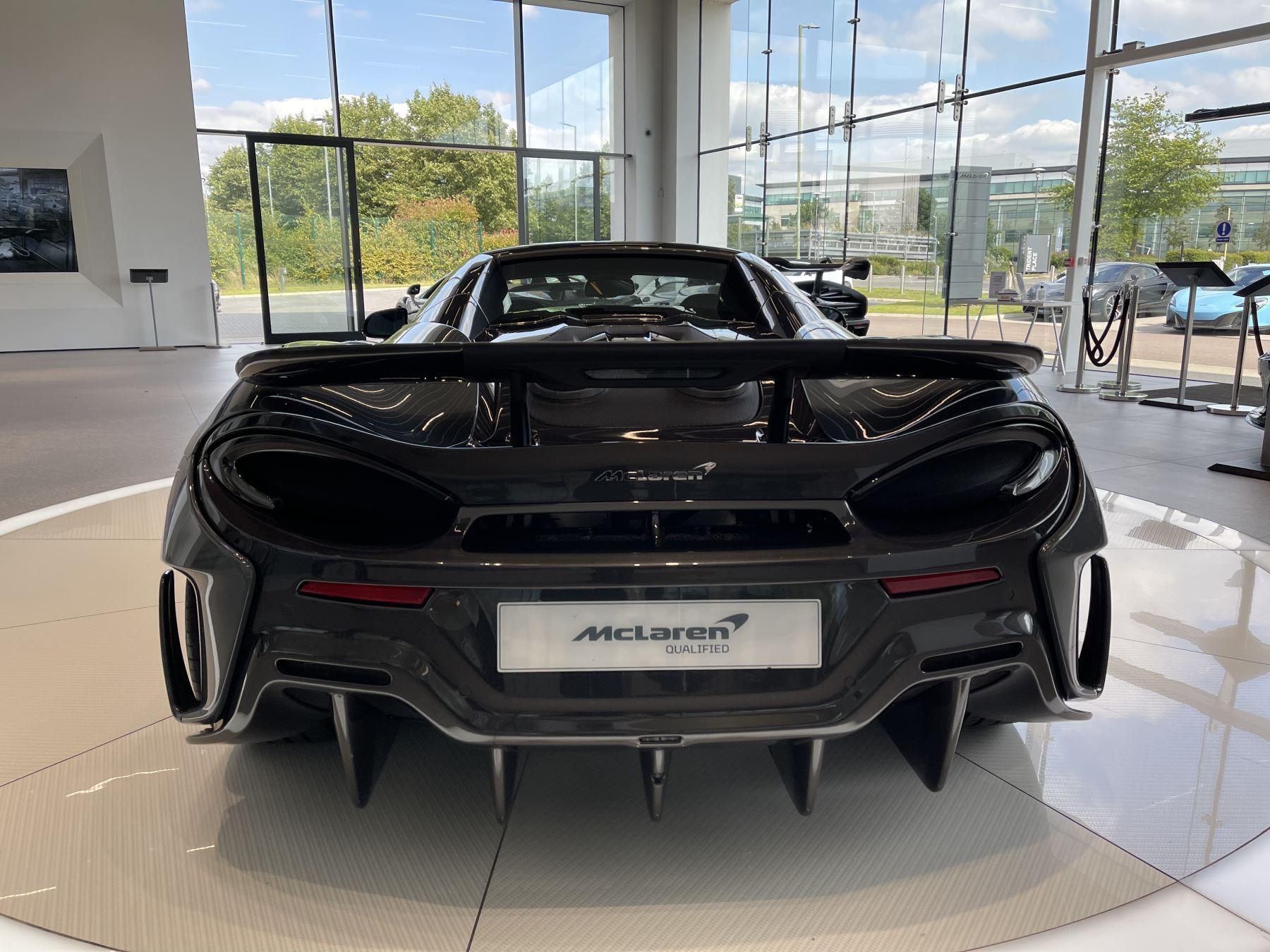McLaren 600LT Spider V8 SSG image 11