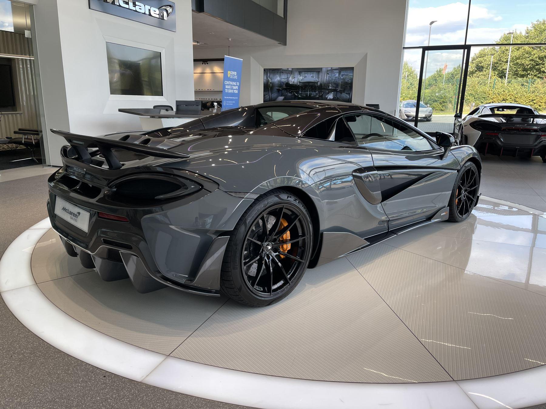 McLaren 600LT Spider V8 SSG image 12