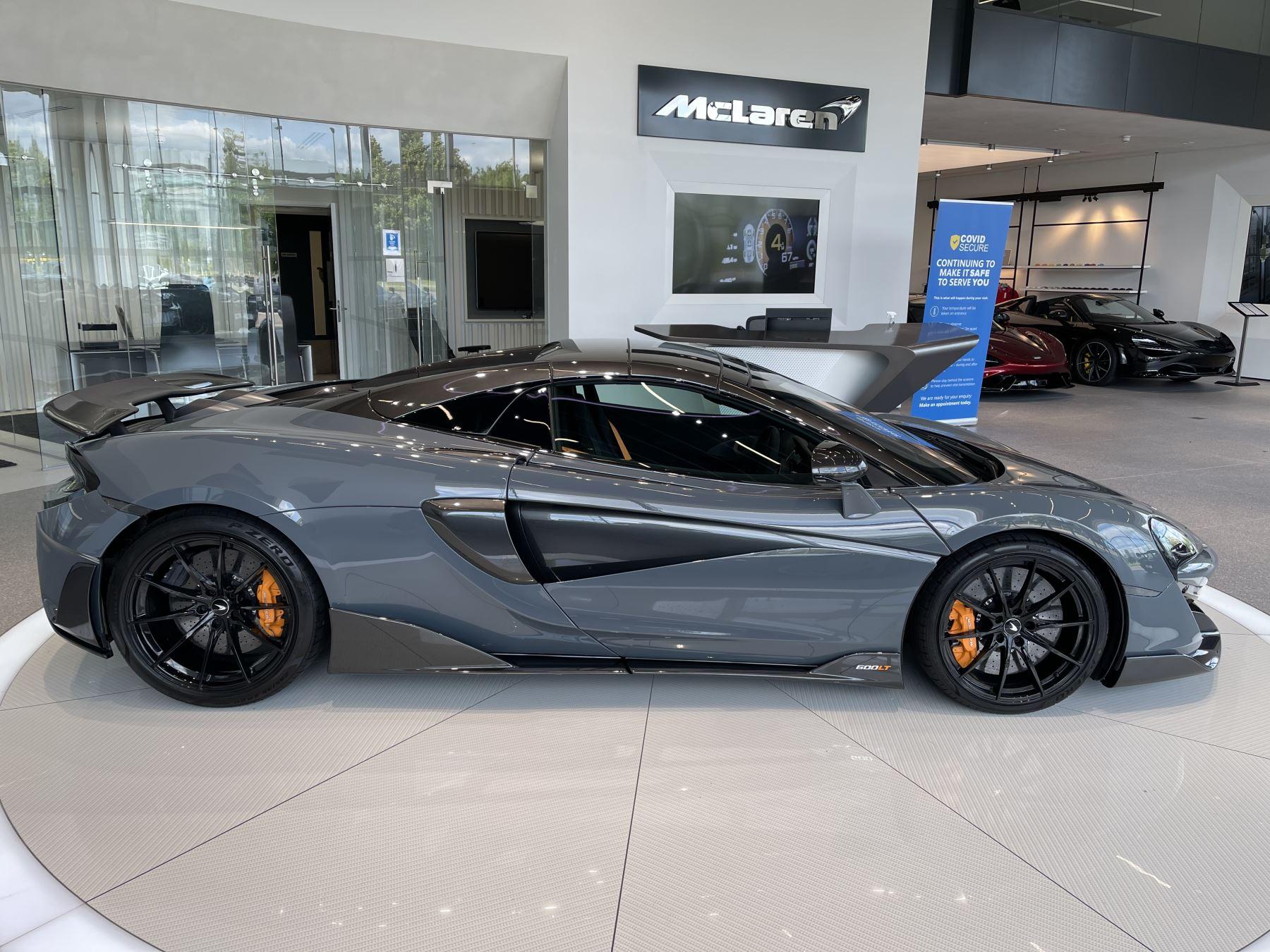 McLaren 600LT Spider V8 SSG image 13