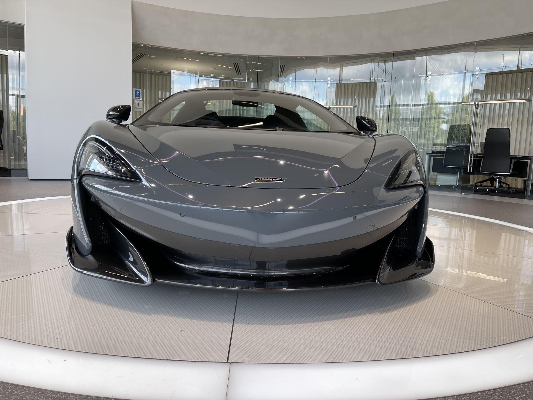 McLaren 600LT Spider V8 SSG image 16