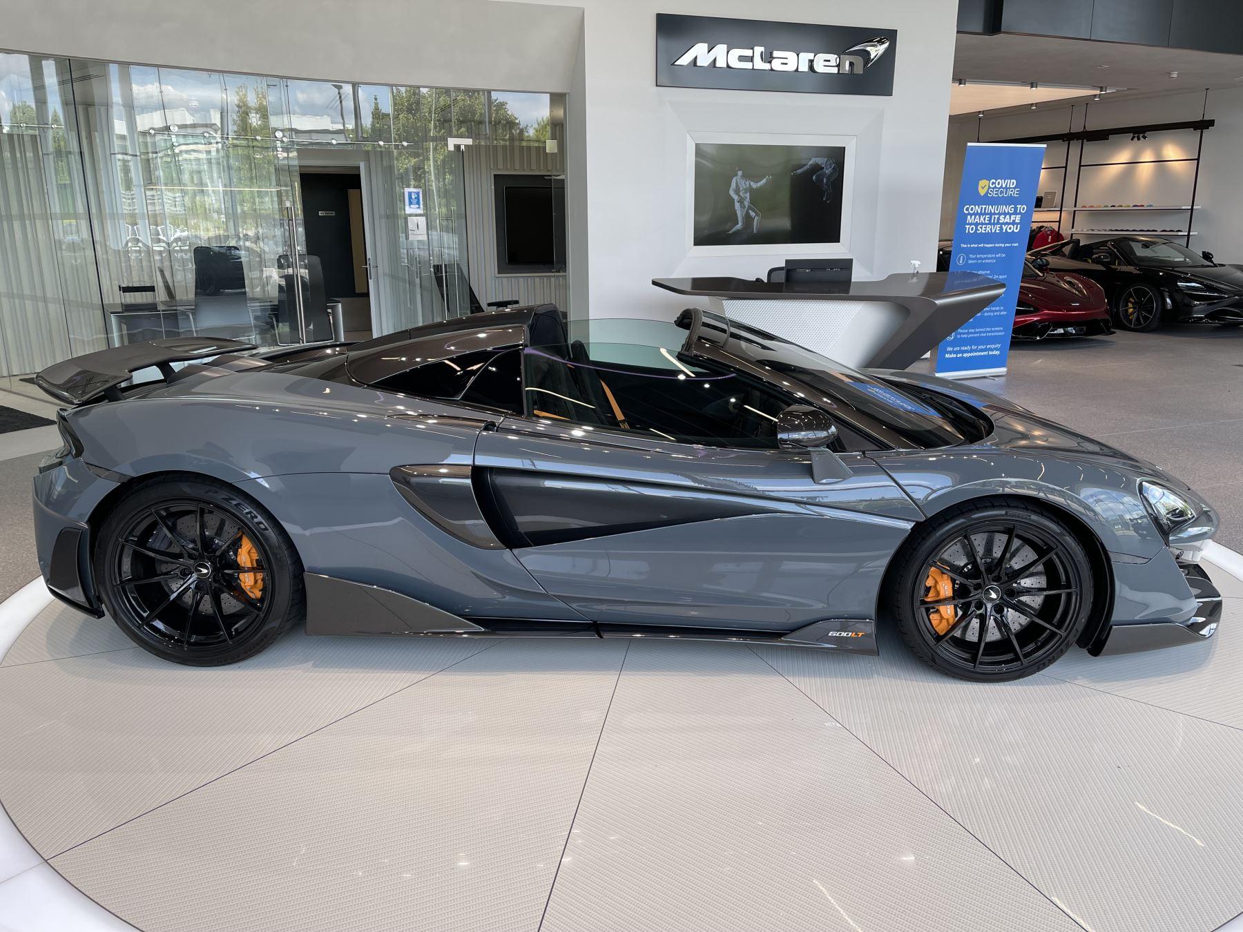 McLaren 600LT Spider V8 SSG image 20