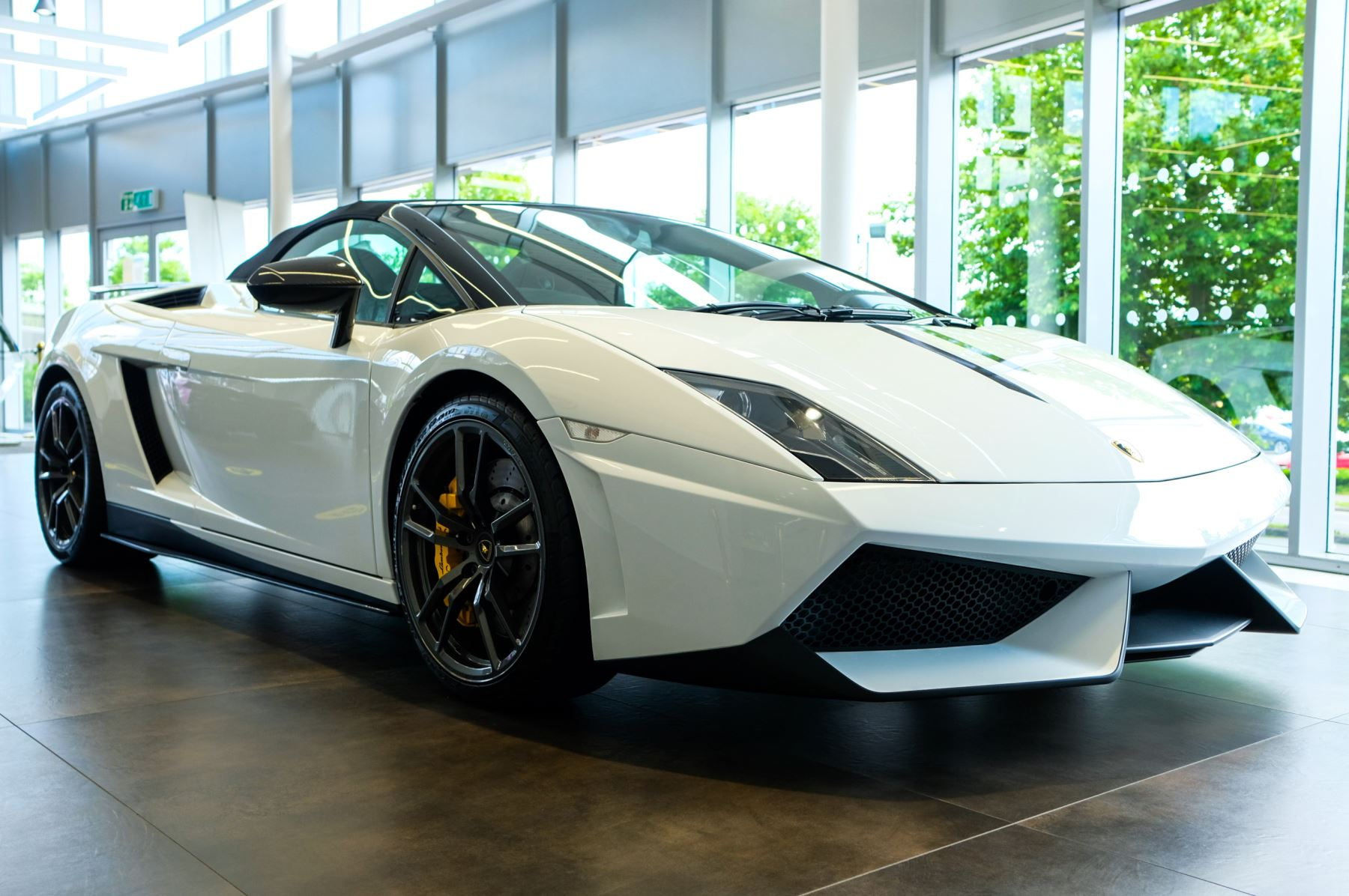 Lamborghini Gallardo LP 570-4 Performante Spyder E Gear 5.2 Automatic 2 door Convertible