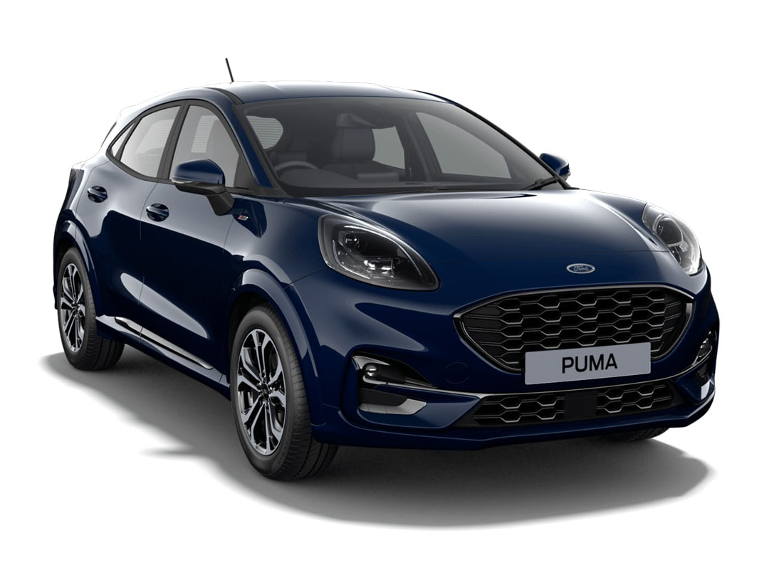 Ford Puma ST-Line Vignale L EcoBoost 93 kW (125PS) 1.0 Automatic 5 door Hatchback (2021)