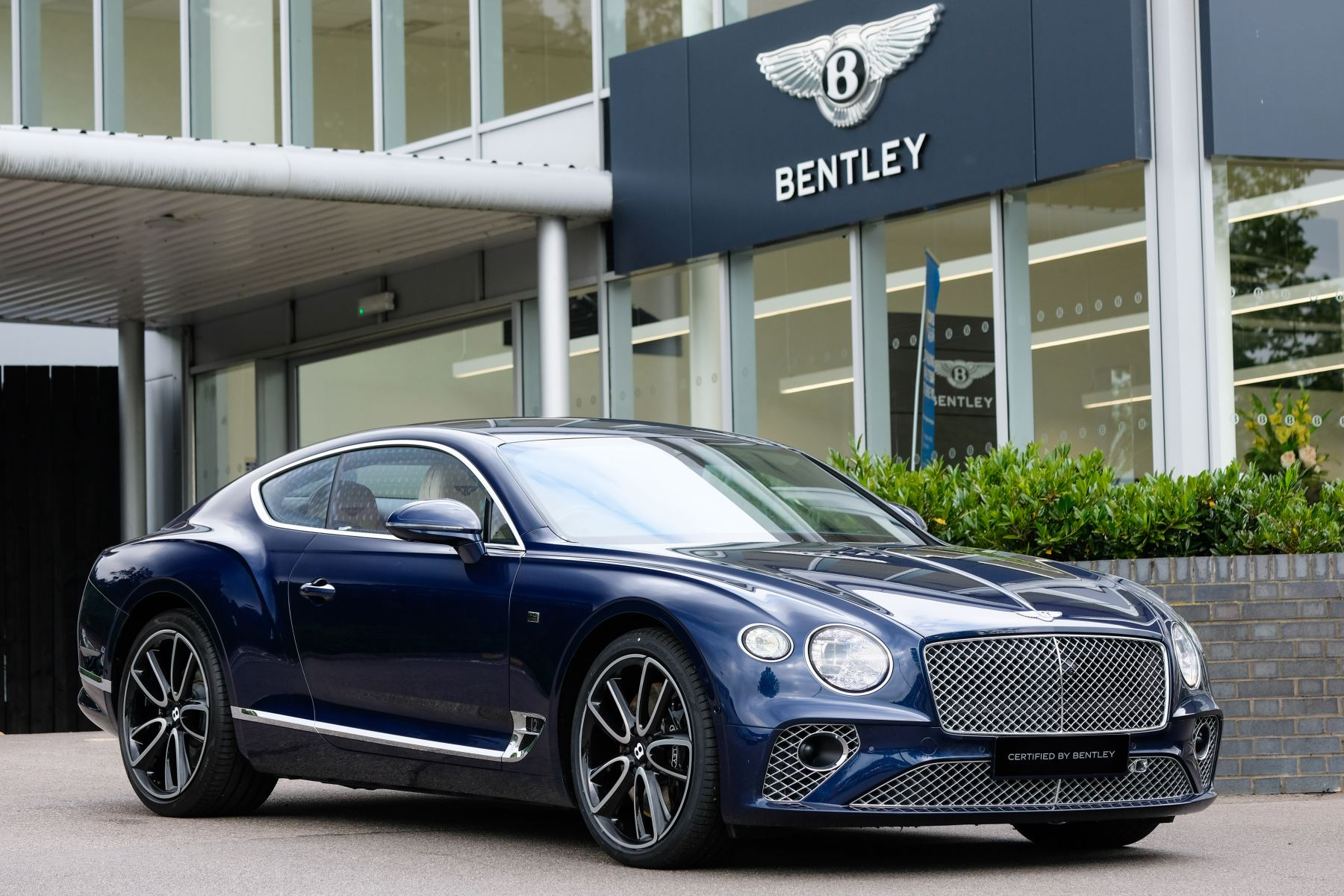 Bentley Continental GT First Edition 6.0 W12 Automatic 2 door Coupe