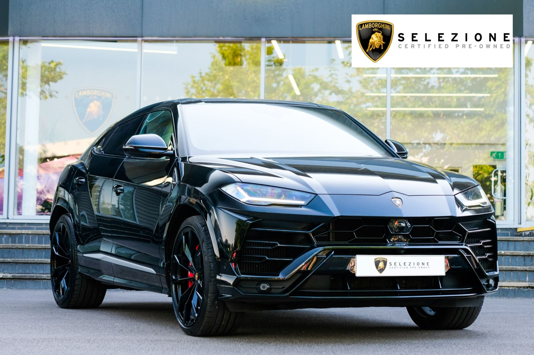 Lamborghini Urus 4.0T FSI V8 - Panoramic Roof - Style Package - 3D Bang & Olufsen Sound System Automatic 5 door Estate