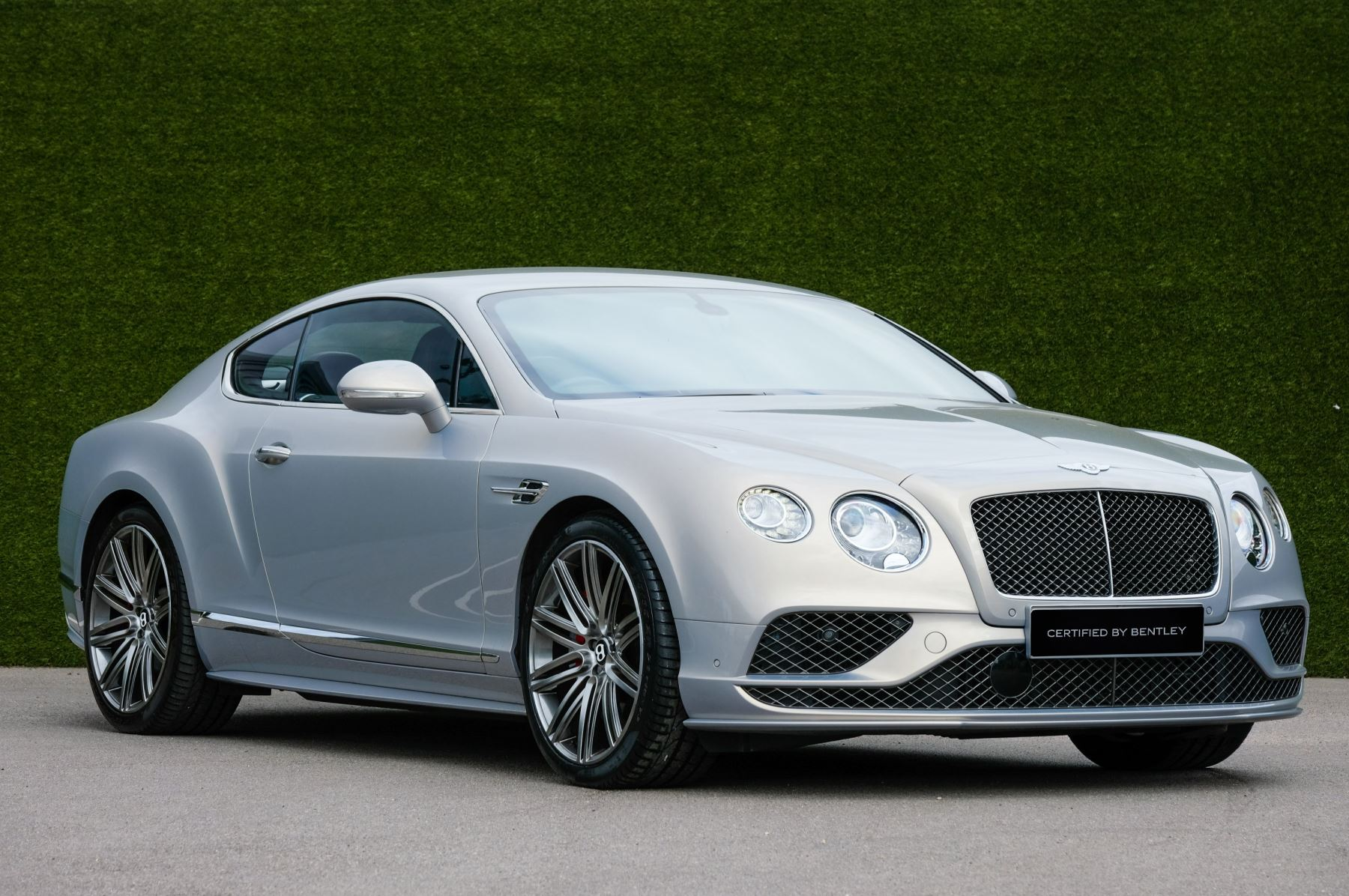 Bentley Continental GT 6.0 W12 [635] Speed - Premier Specification - Carbon Fibre Fascia Panels Automatic 2 door Coupe