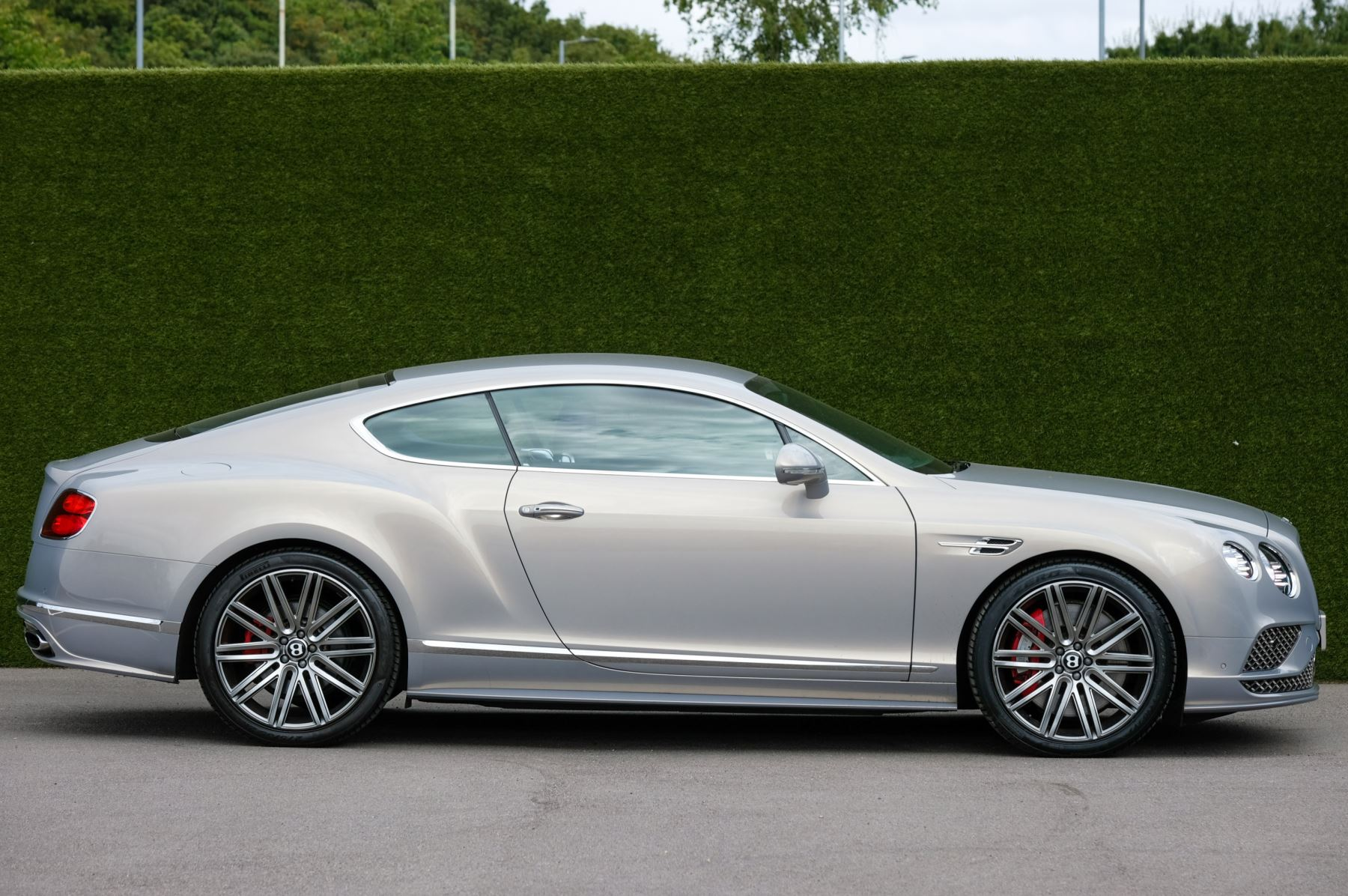 Bentley Continental GT 6.0 W12 [635] Speed - Premier Specification - Carbon Fibre Fascia Panels image 3