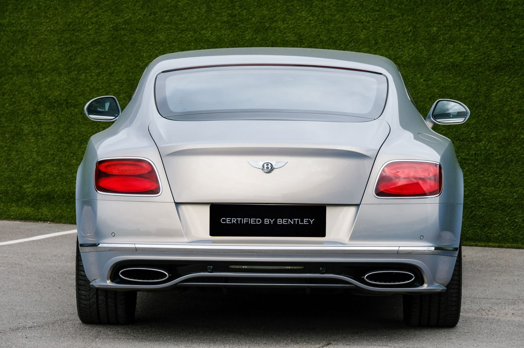 Bentley Continental GT 6.0 W12 [635] Speed - Premier Specification - Carbon Fibre Fascia Panels image 4