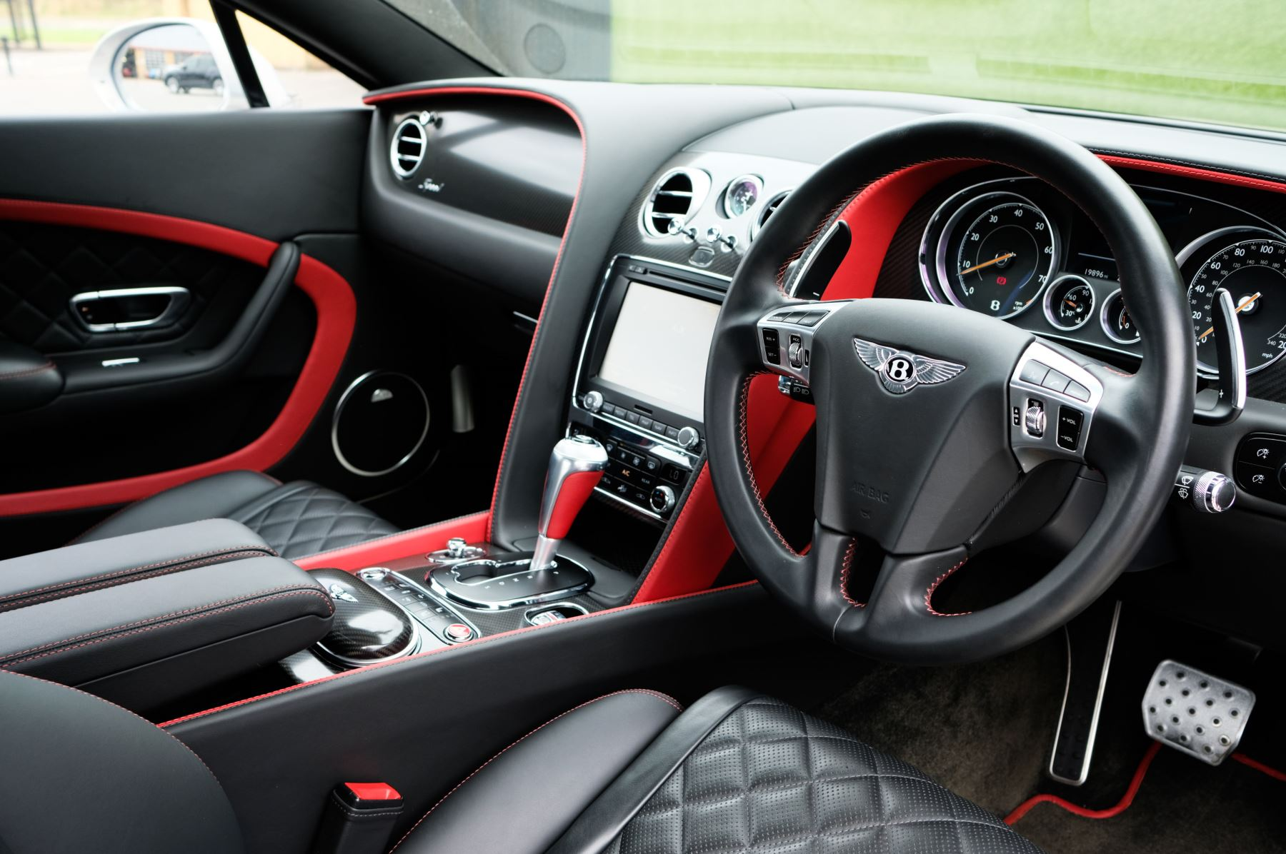 Bentley Continental GT 6.0 W12 [635] Speed - Premier Specification - Carbon Fibre Fascia Panels image 13
