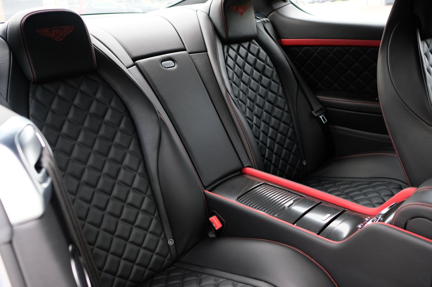 Bentley Continental GT 6.0 W12 [635] Speed - Premier Specification - Carbon Fibre Fascia Panels image 14