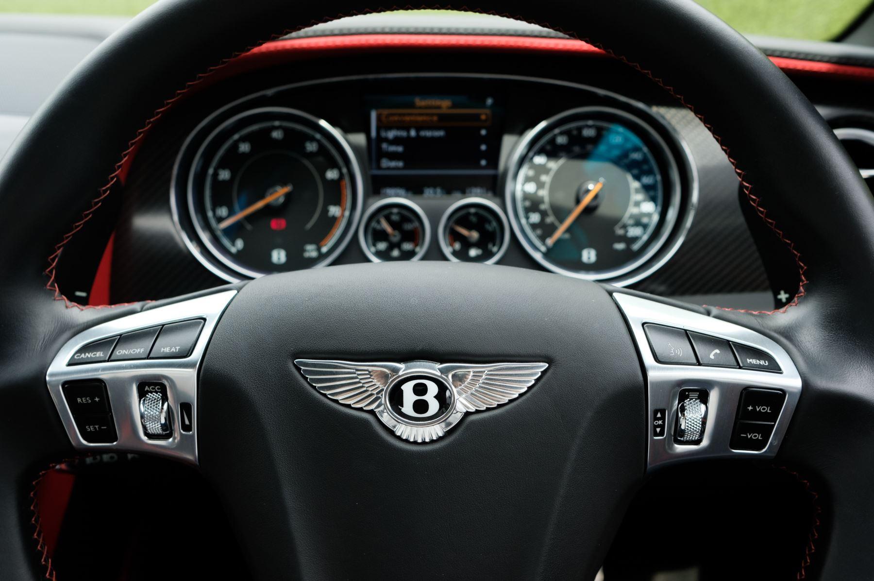 Bentley Continental GT 6.0 W12 [635] Speed - Premier Specification - Carbon Fibre Fascia Panels image 15