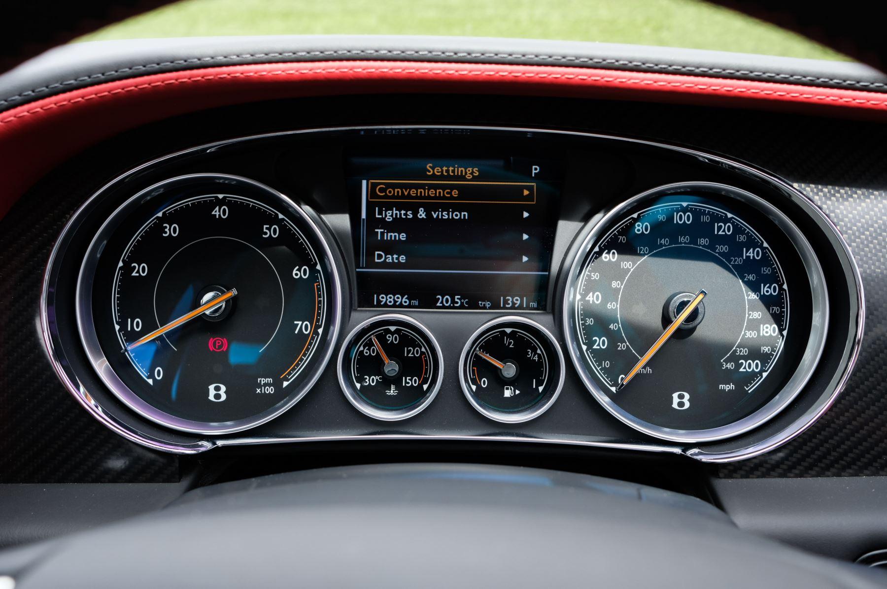 Bentley Continental GT 6.0 W12 [635] Speed - Premier Specification - Carbon Fibre Fascia Panels image 16