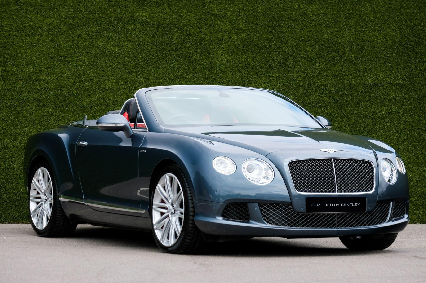 Bentley Continental GTC 6.0 W12 Speed - Massage Seats & Ventilation - Neck Warmer - Rear View Camera Automatic 2 door Convertible