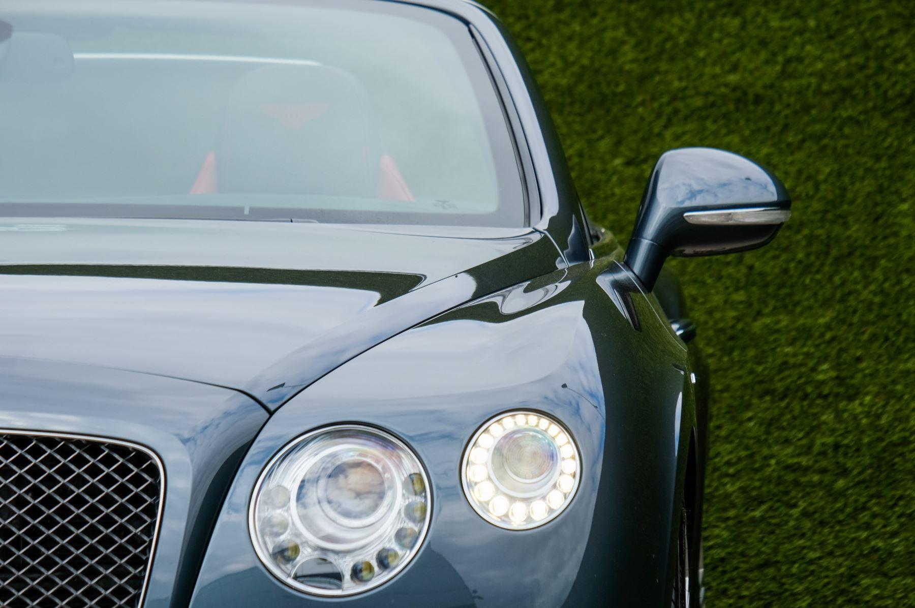 Bentley Continental GTC 6.0 W12 Speed - Massage Seats & Ventilation - Neck Warmer - Rear View Camera image 6
