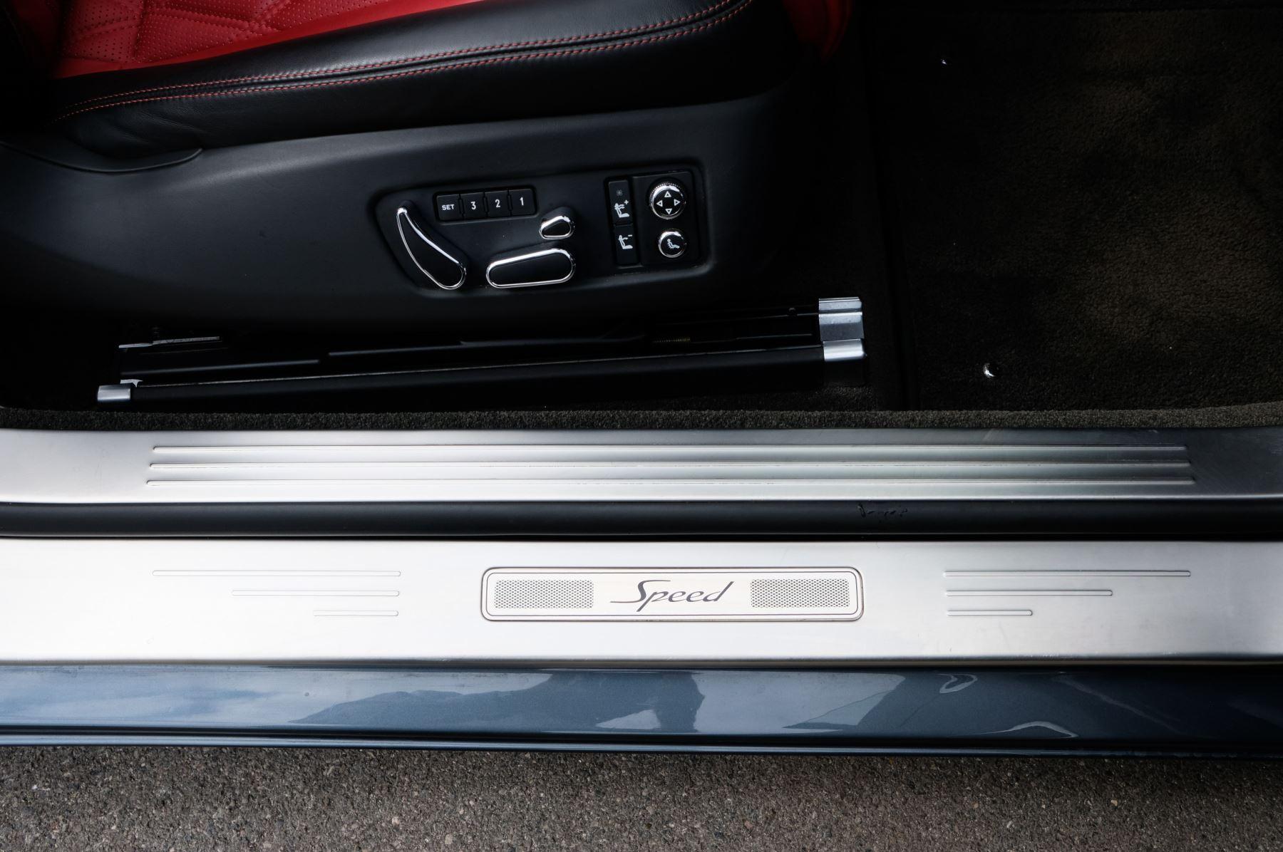 Bentley Continental GTC 6.0 W12 Speed - Massage Seats & Ventilation - Neck Warmer - Rear View Camera image 15
